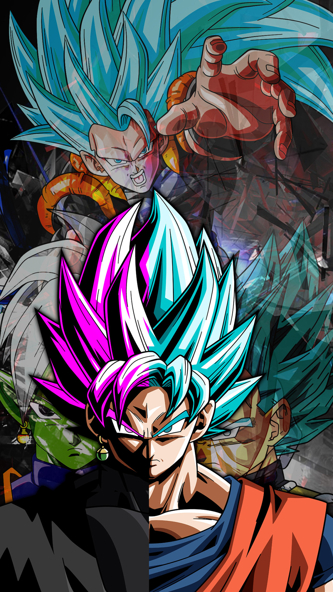 2560x1440 I hope you like it and enjoy the adventures of Goku. Have a look at some great Dragon Ball wallpaper i have found for your desktop: