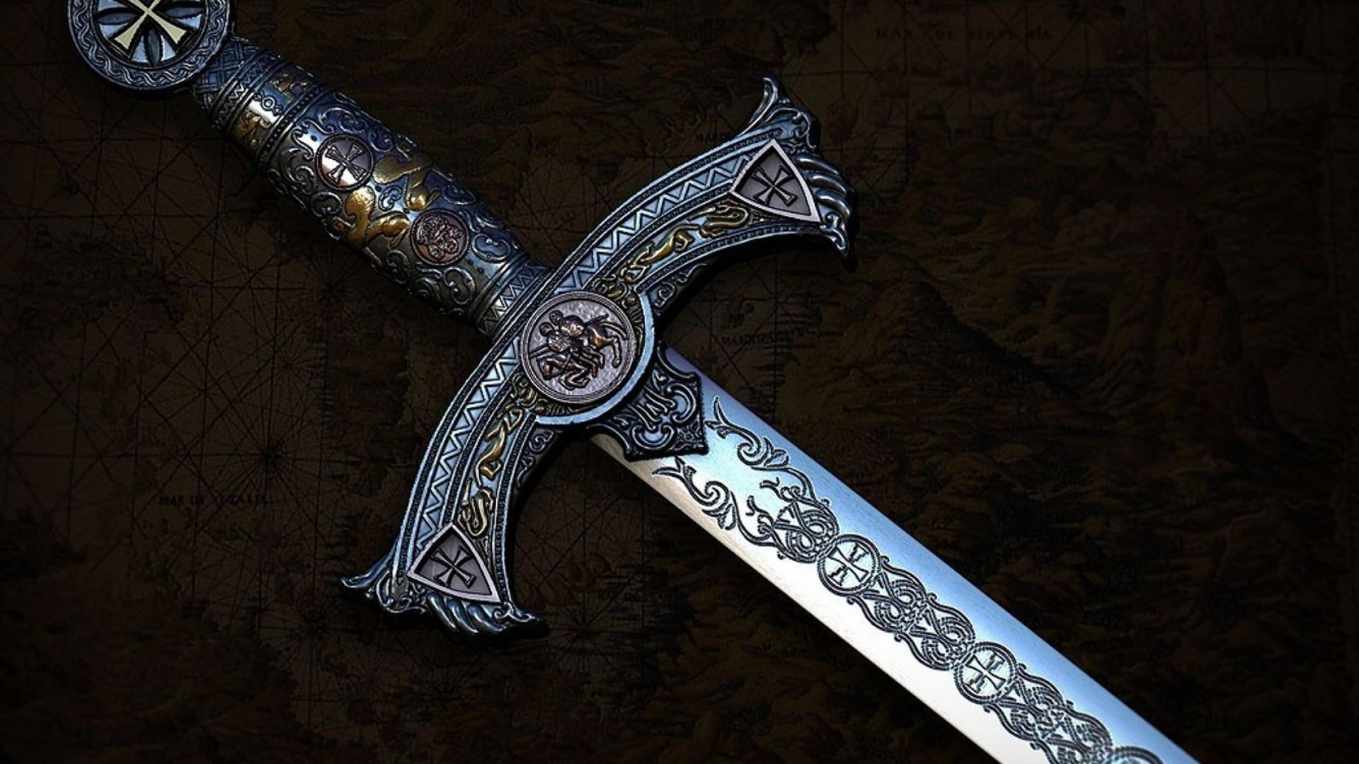 Cool Swords 1920x1080