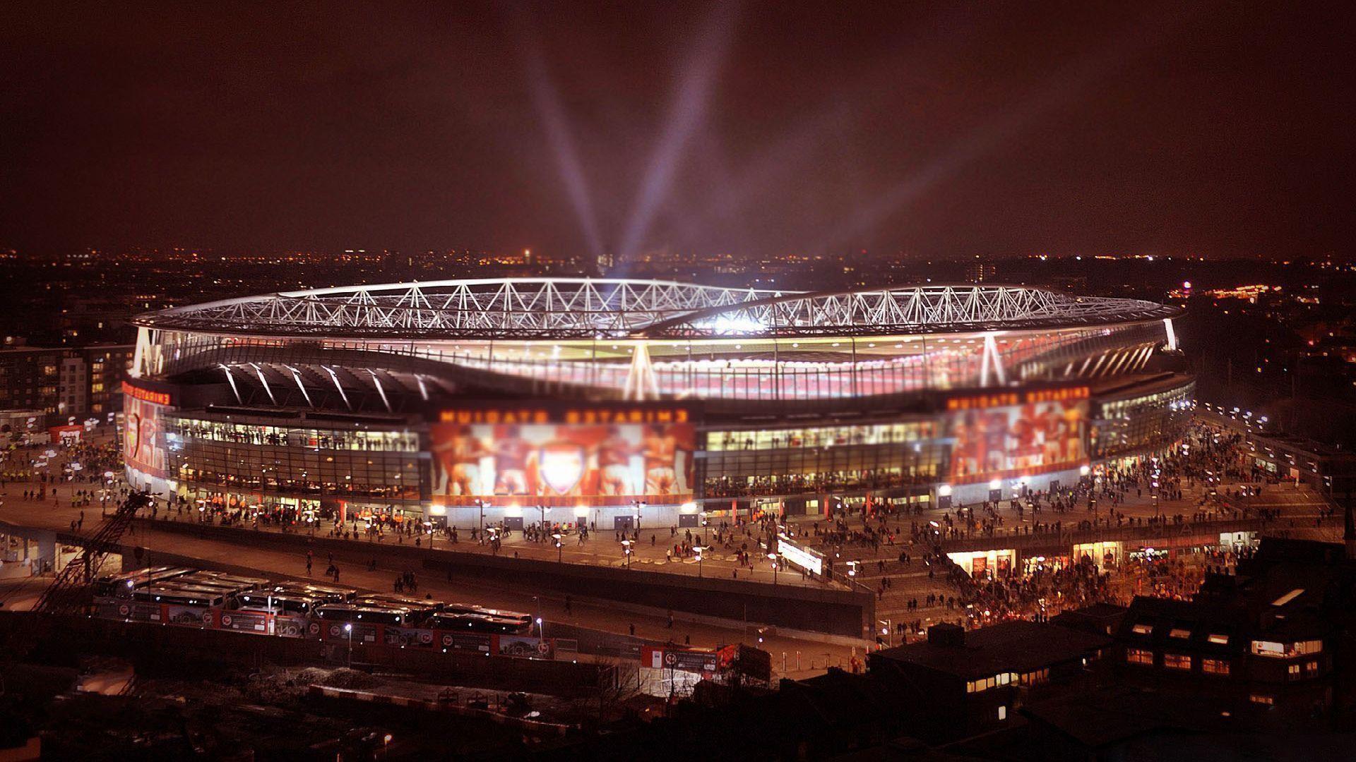 Emirates Stadium Wallpaper 65 Pictures