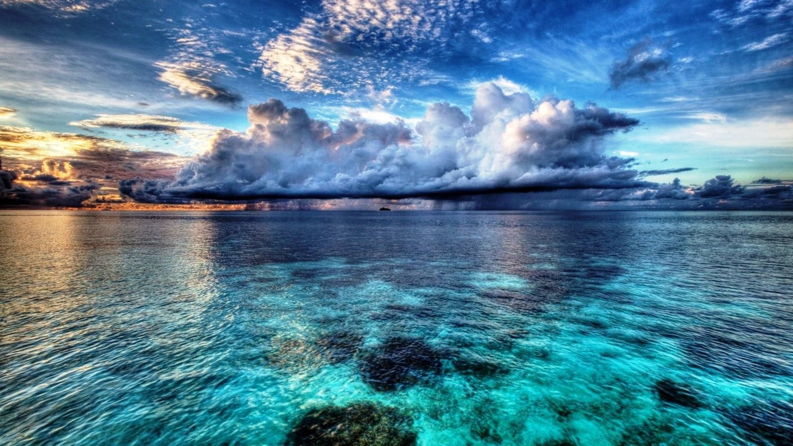 Desktop Wallpaper Ocean 71 Pictures