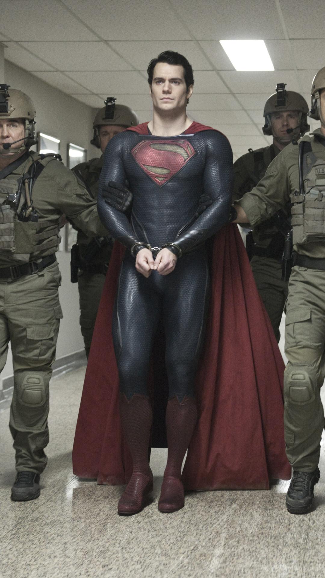 Man Of Steel Superman Wallpaper 75 Pictures