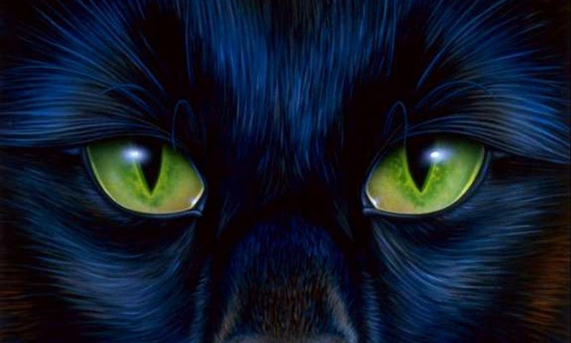 Green Cats Eyes 2000x1200