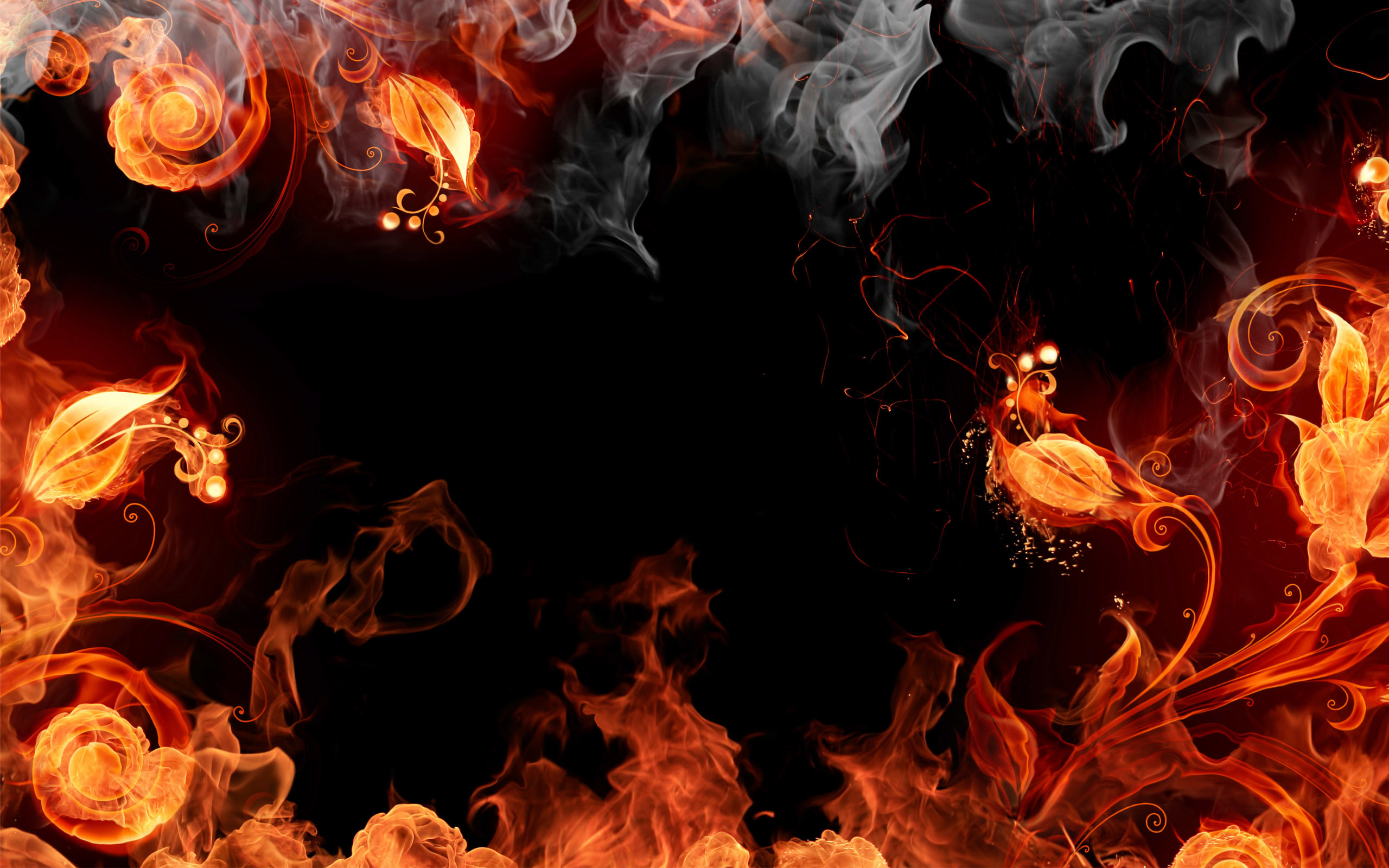 Cool Fire Wallpapers 66 Pictures