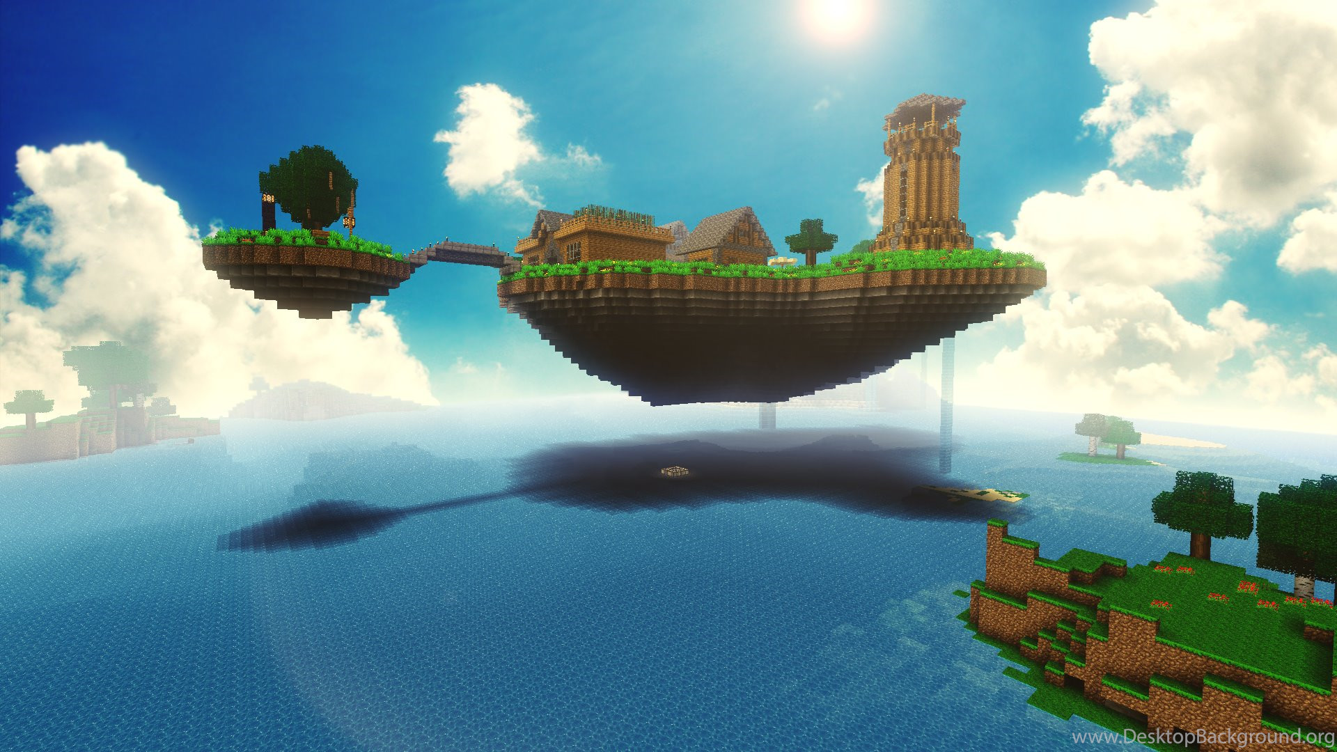 Hd Minecraft Backgrounds 74 Pictures