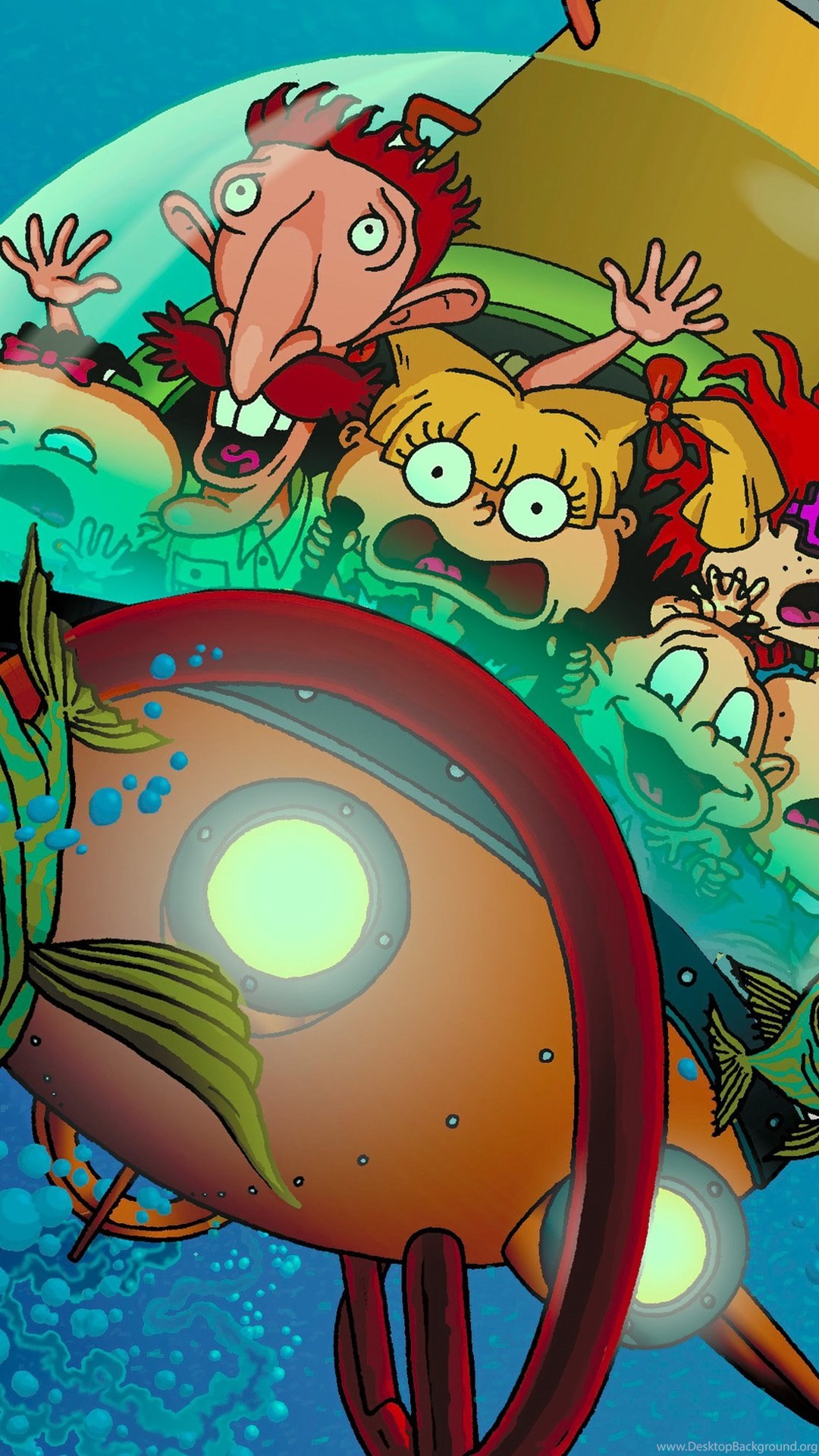 Rugrats Wallpapers 64 Pictures