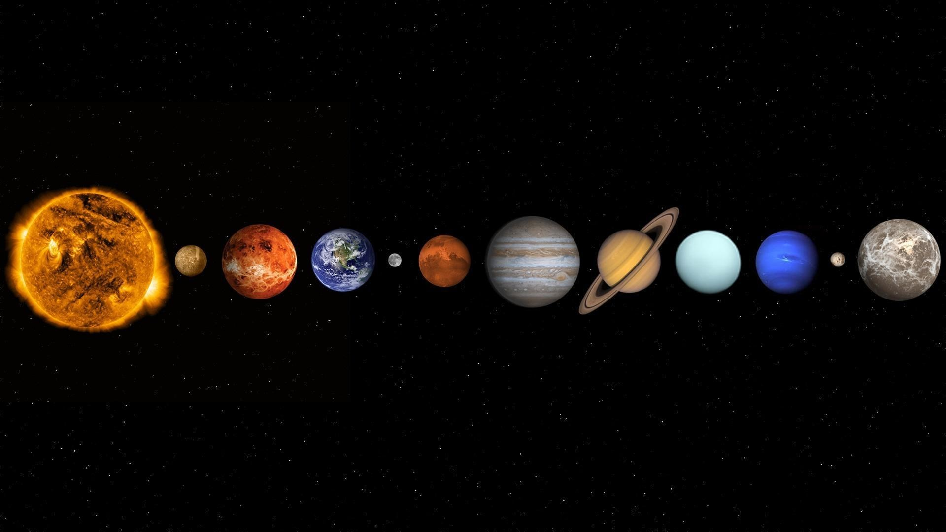 Solar System Wallpaper 71 Pictures
