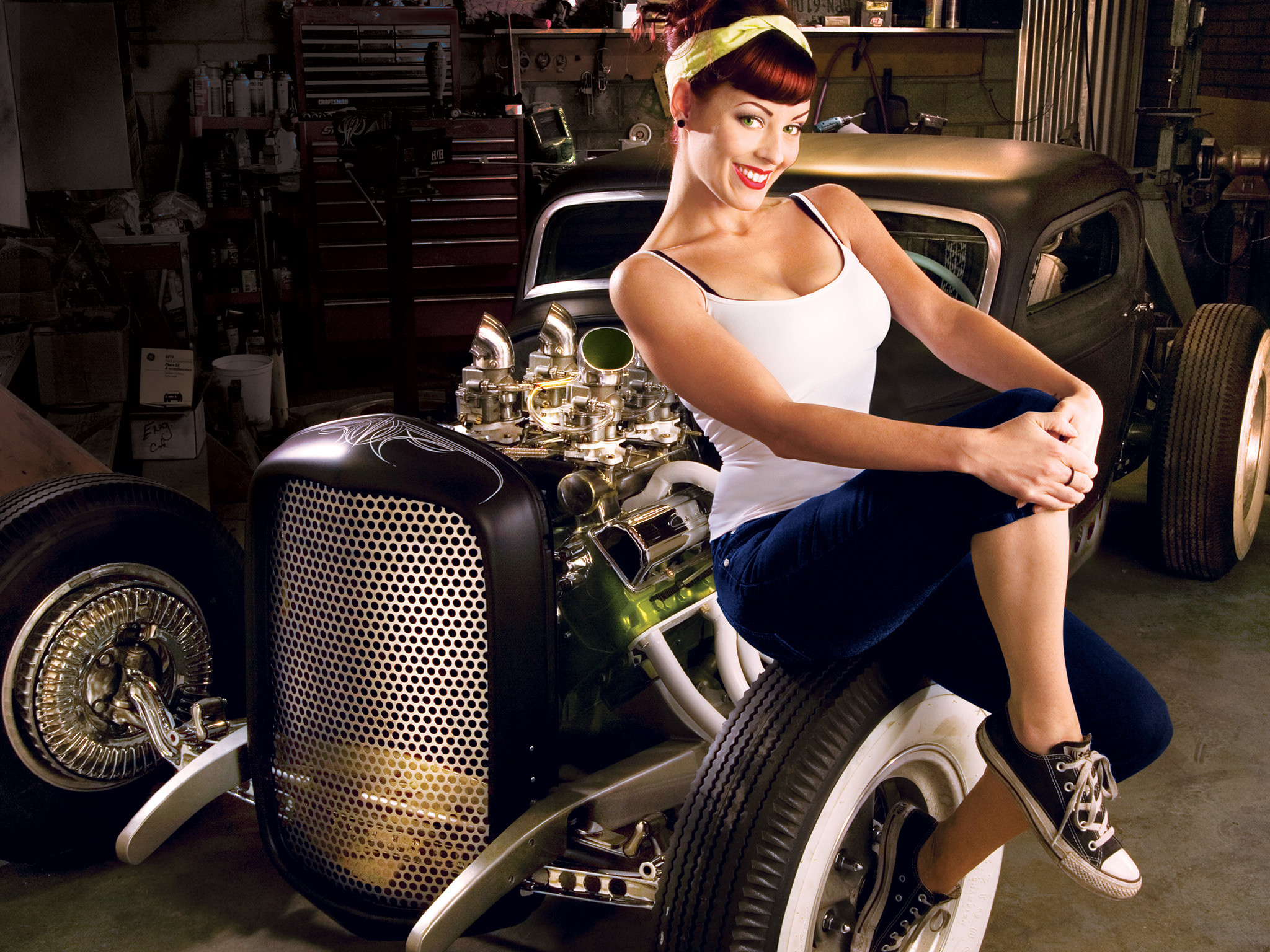 Vintage Pin Up Wallpaper 62 Pictures