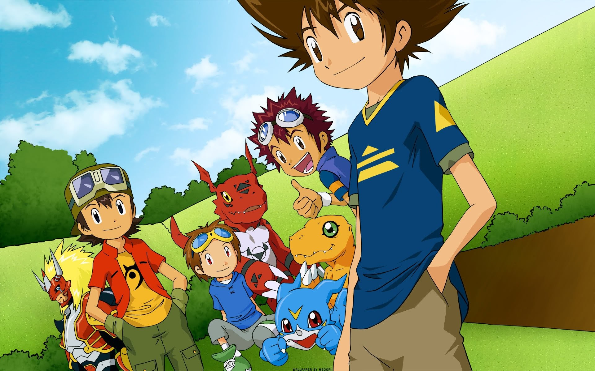 Digimon Wallpaper 65 Pictures