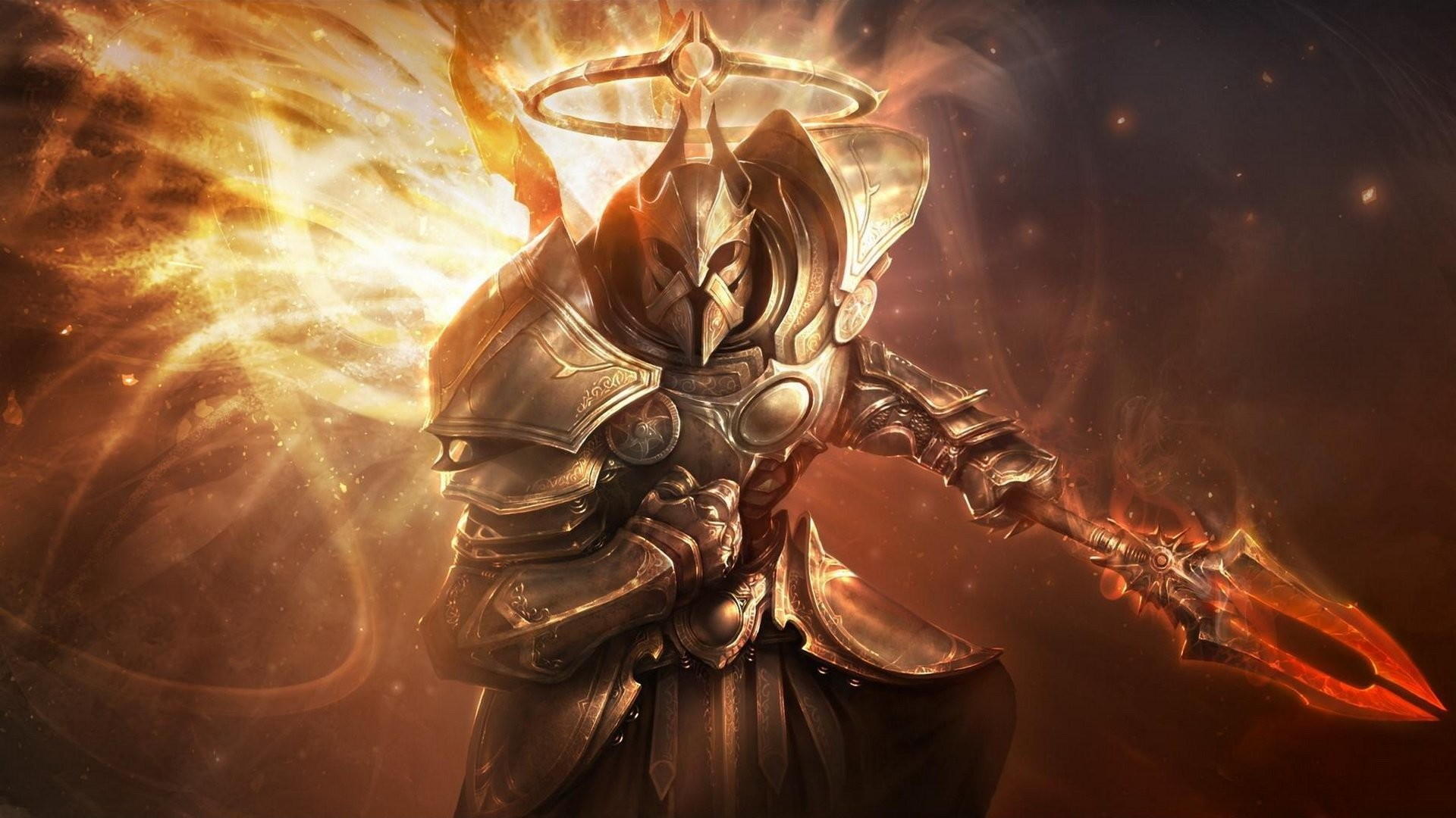 Hd Diablo 3 Wallpaper 77 Pictures