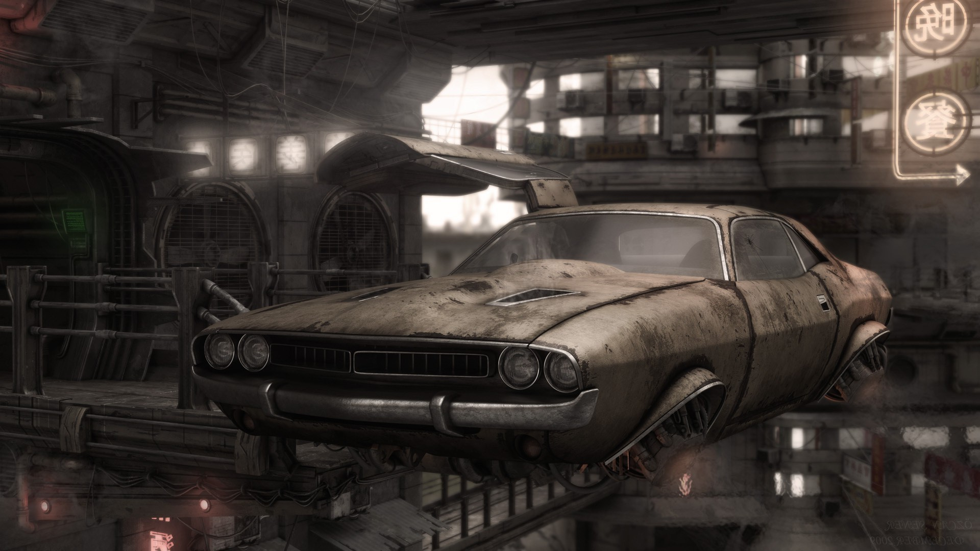 Old Muscle Cars Hd Wallpapers 71 Pictures