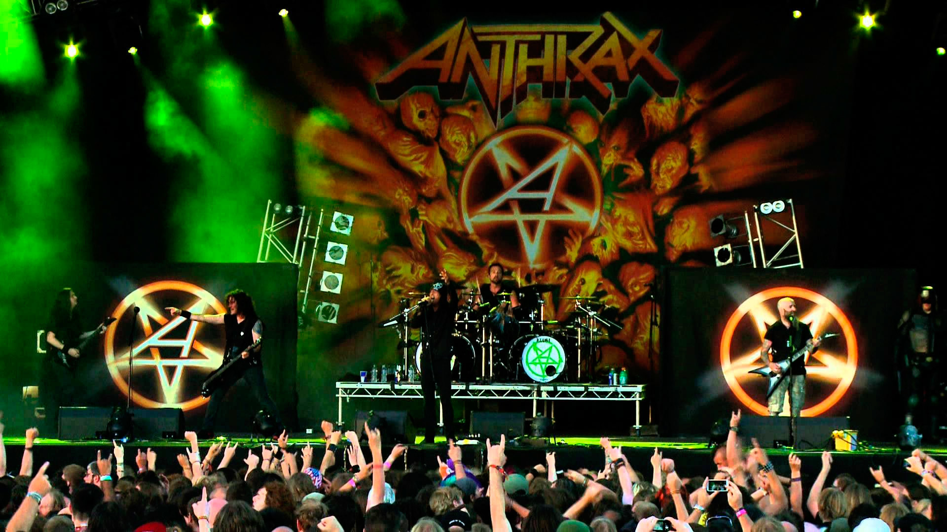 Anthrax Wallpapers 64 Pictures