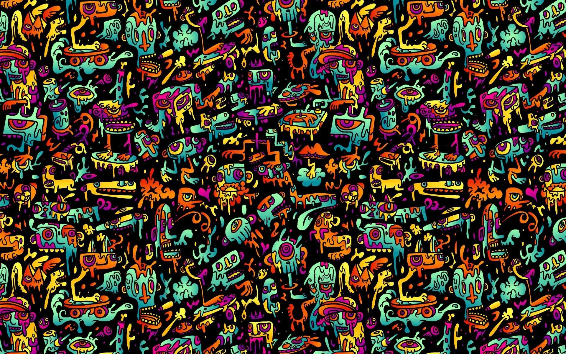 Psychedelic Wallpaper Hd 79 Pictures