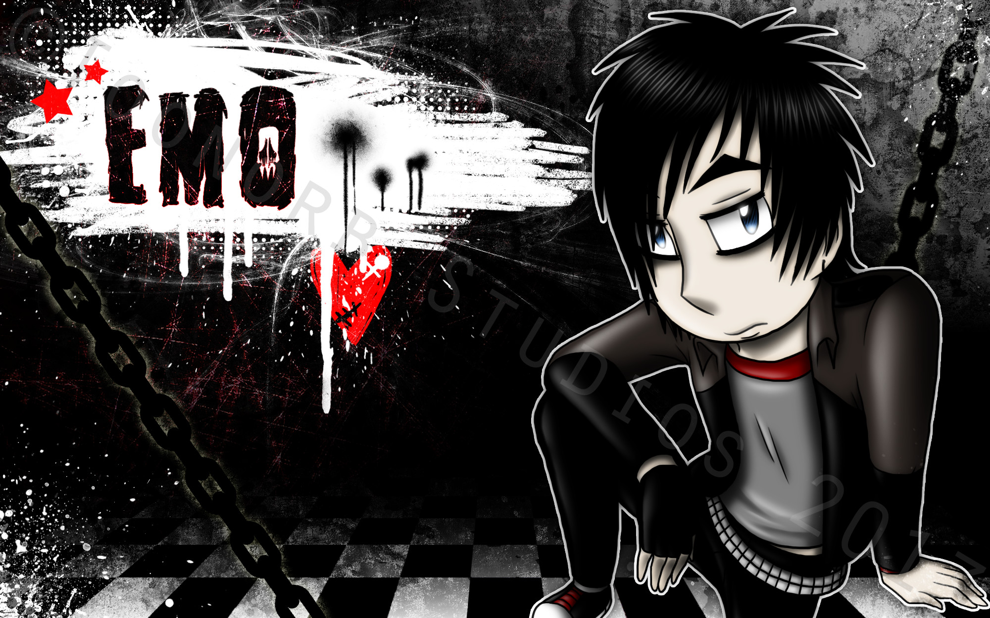Emo Wallpapers 47 Pictures