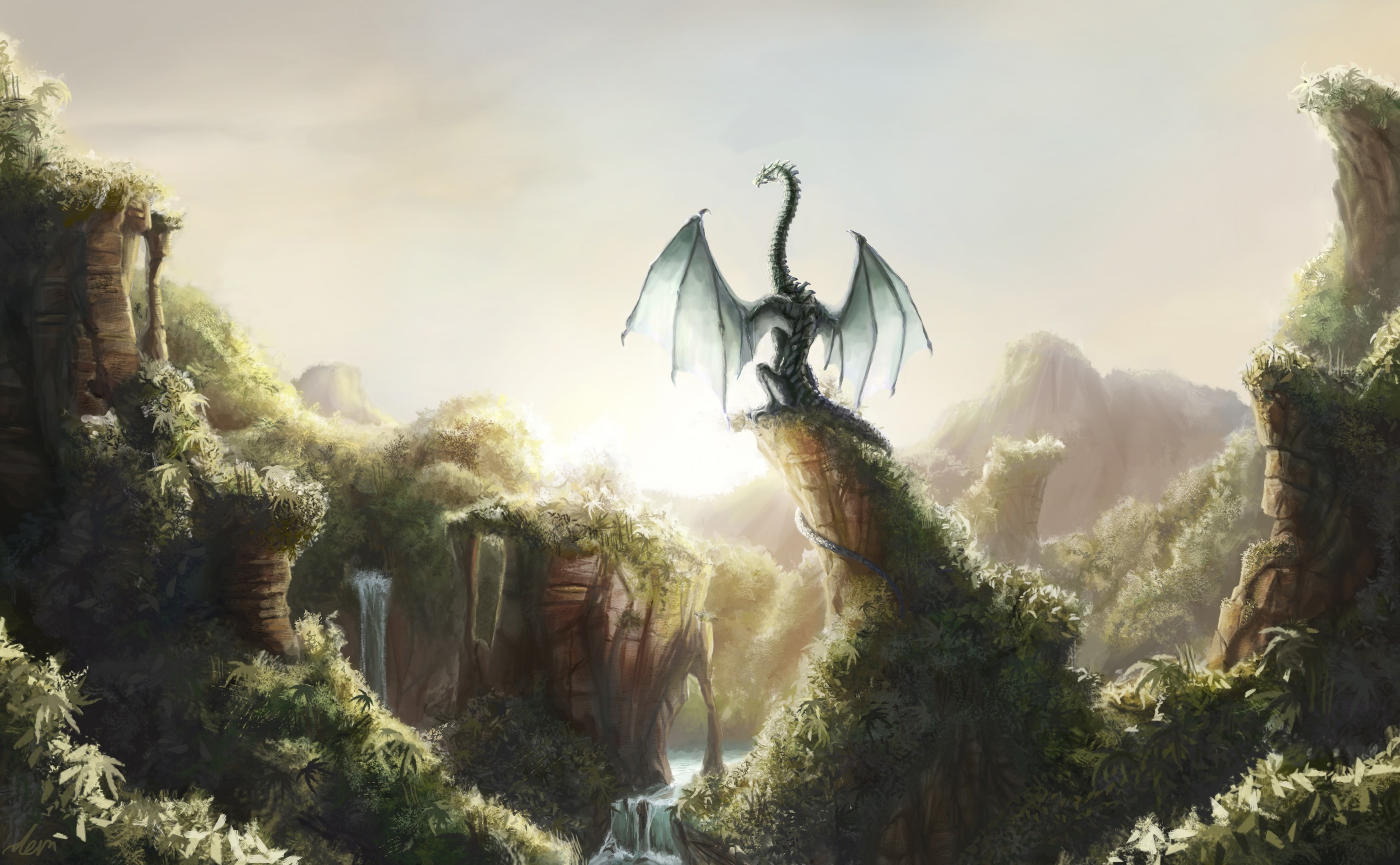 Dragon Fantasy Wallpaper 76 Pictures