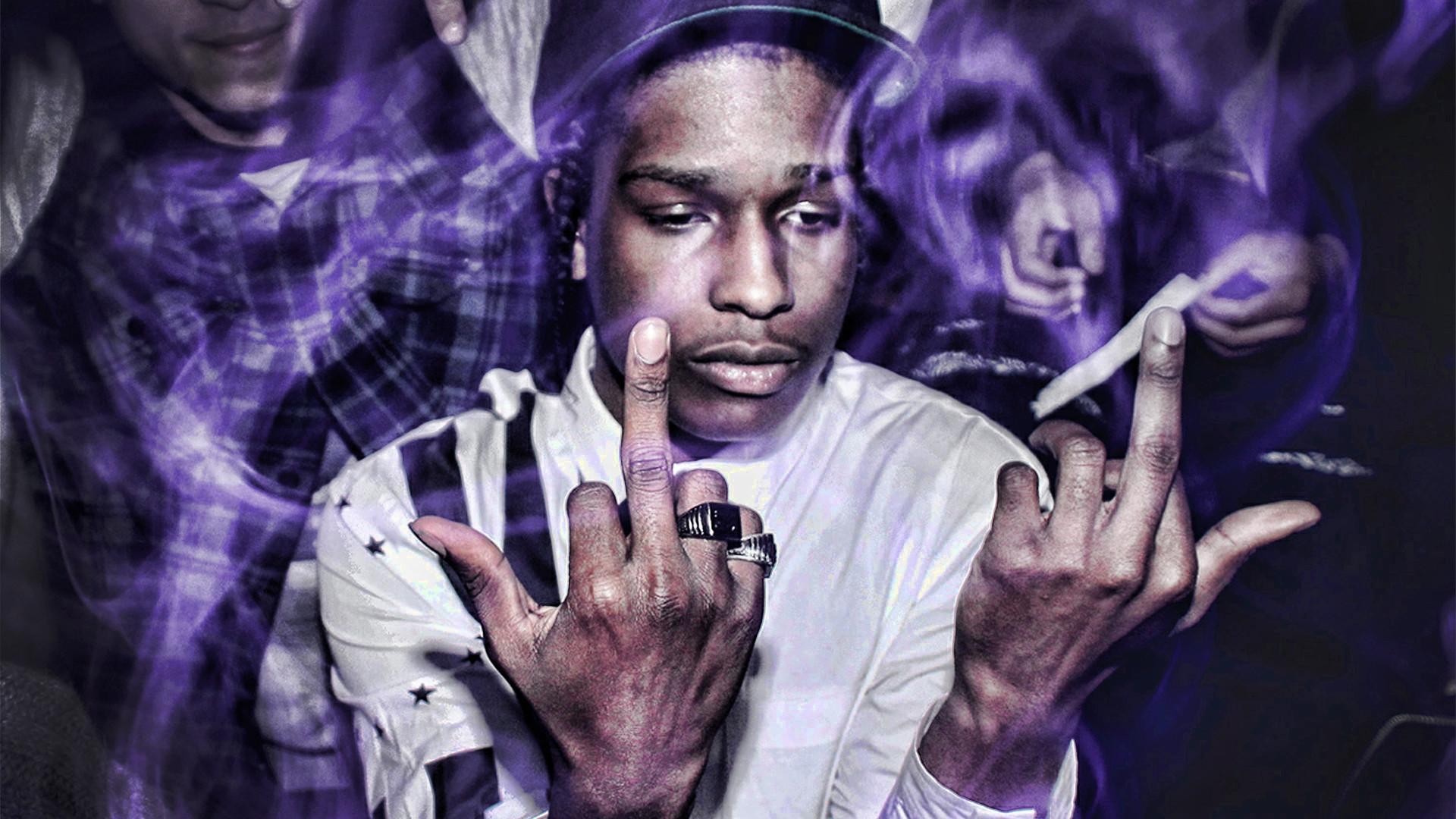 Asap Mob Wallpapers 64 Pictures