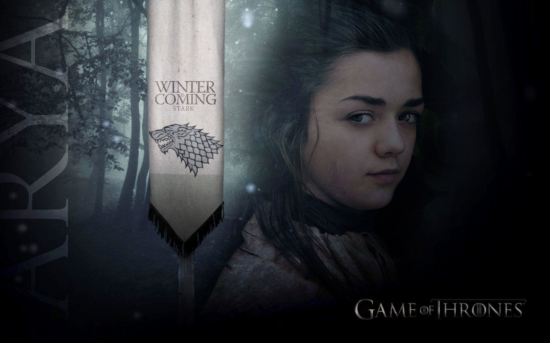 Arya Stark Wallpapers 67 Pictures