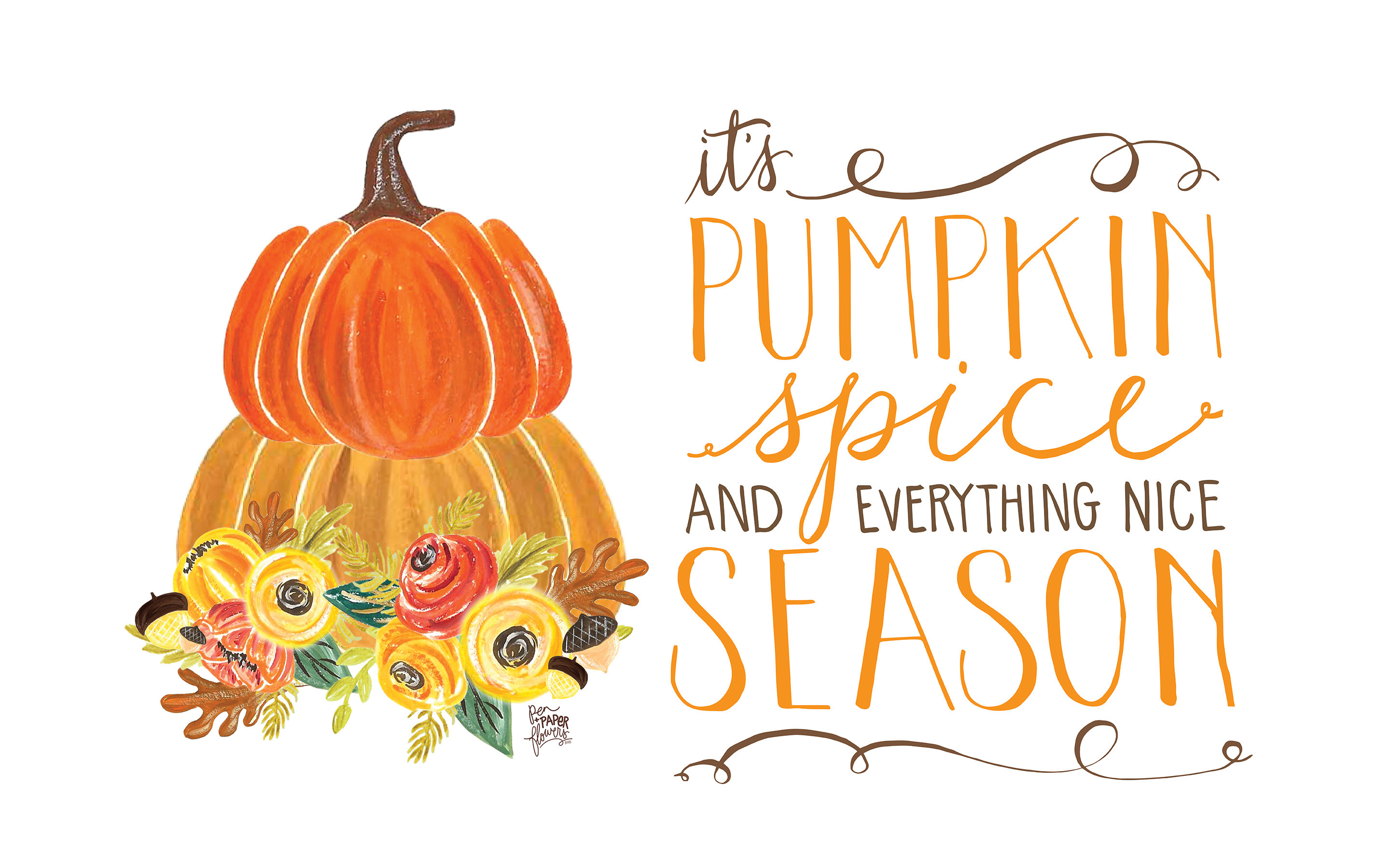 Pumpkins Wallpapers For Desktop 55 Pictures