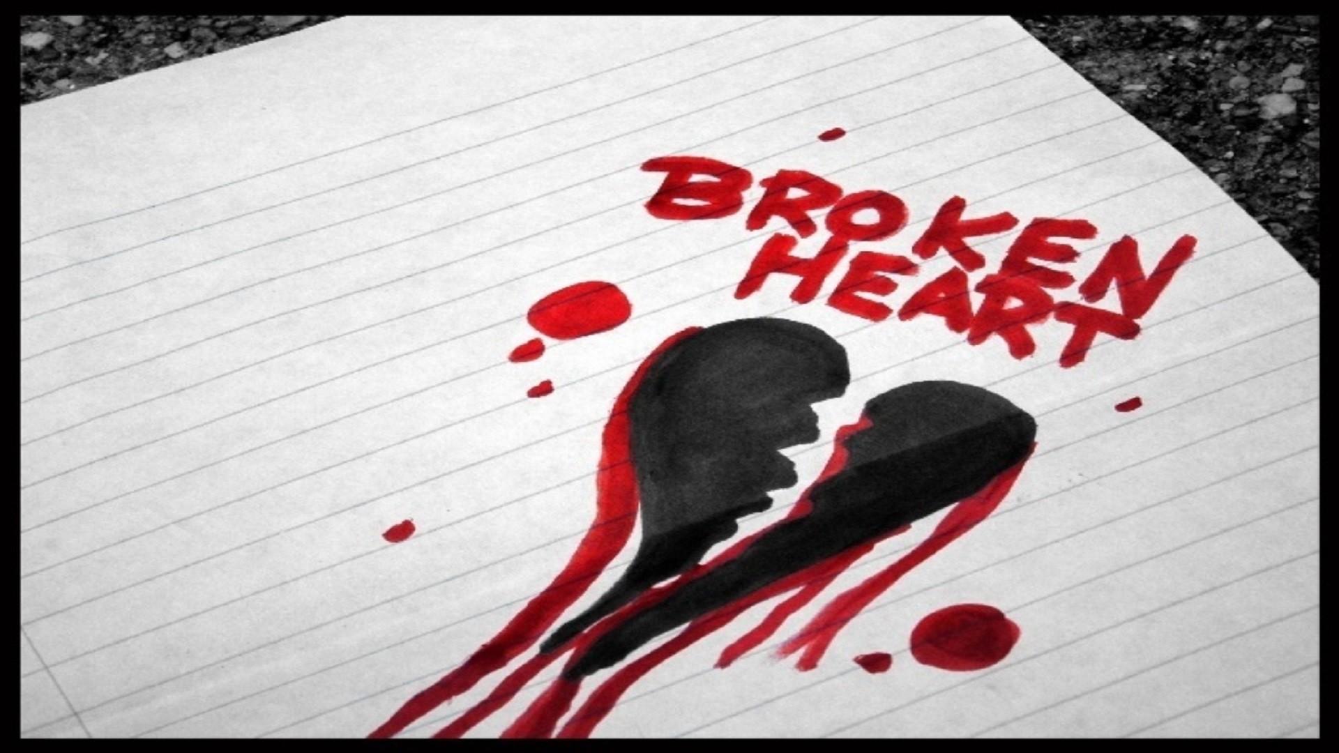 Heart Broken Wallpaper 66 Pictures