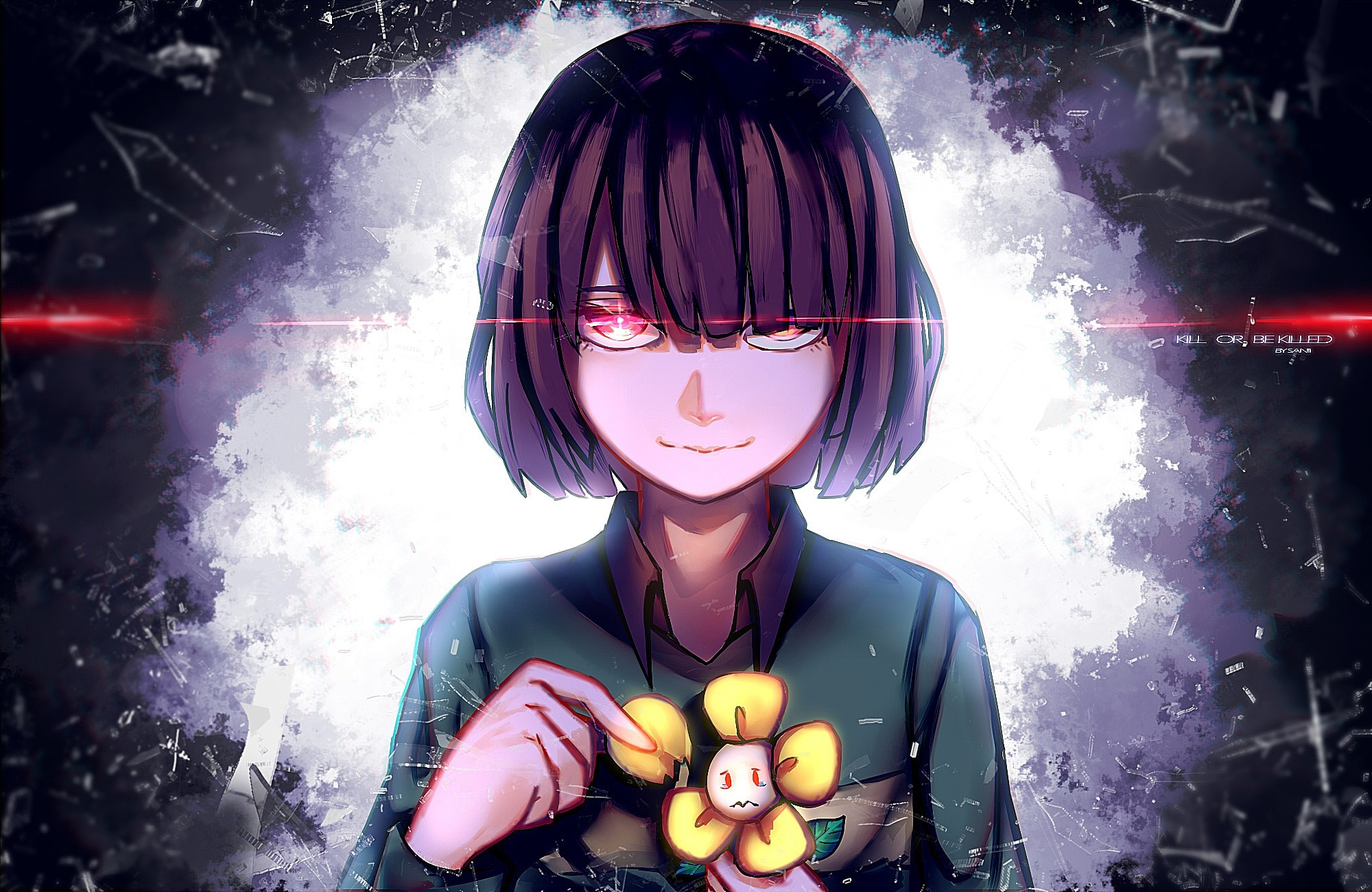 Chara Undertale Wallpapers (66+ pictures)