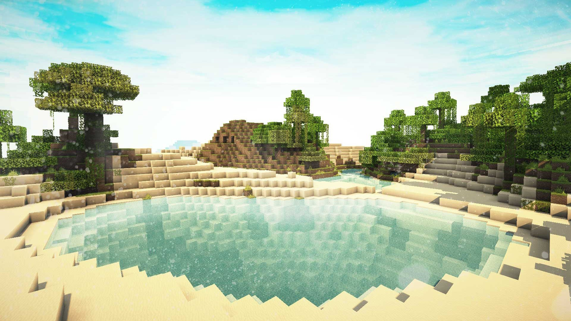 Hd Wallpapers Of Minecraft 82 Pictures