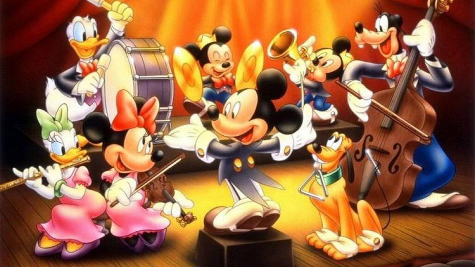 Disney Character Wallpaper (74+ pictures)