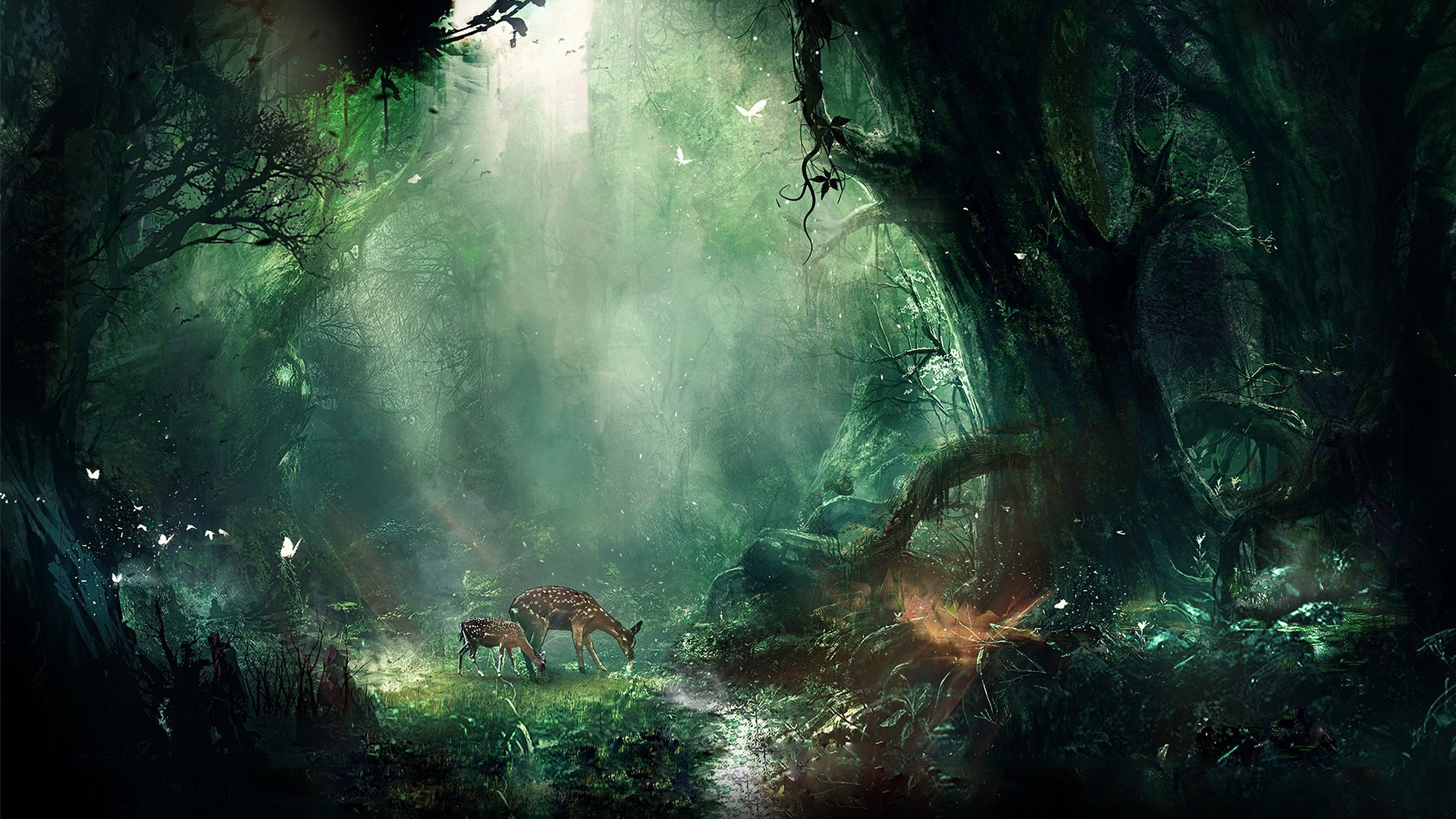 Fantasy Wallpapers For Desktop 79 Pictures