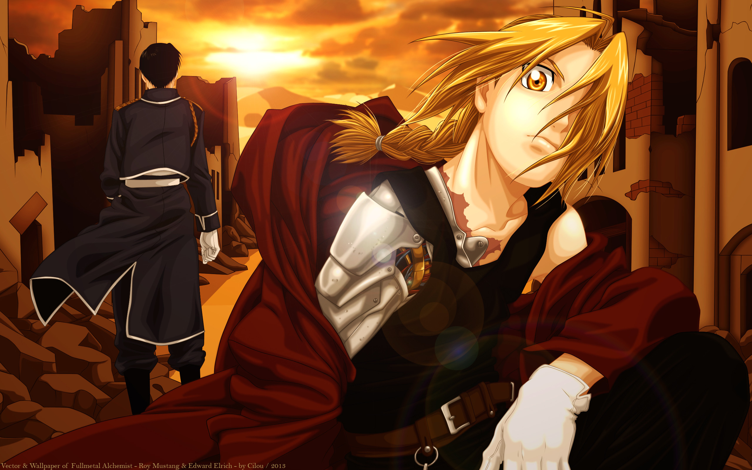 Edward Elric Wallpaper 63 Pictures
