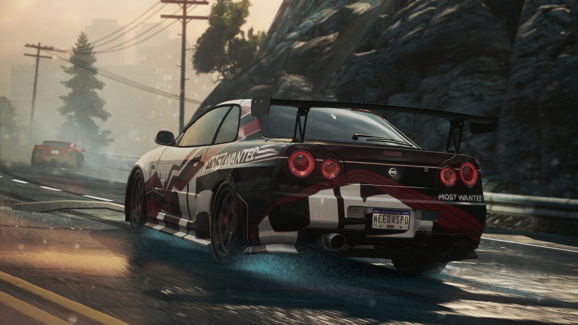 Need For Speed Most Wanted Wallpaper 76 Pictures