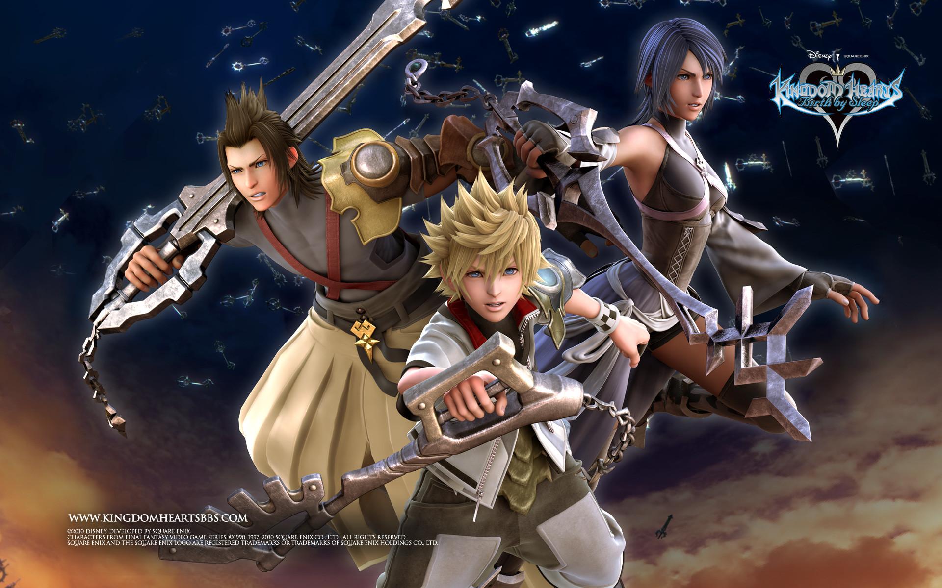 Kingdom Hearts Desktop Backgrounds 70 Pictures