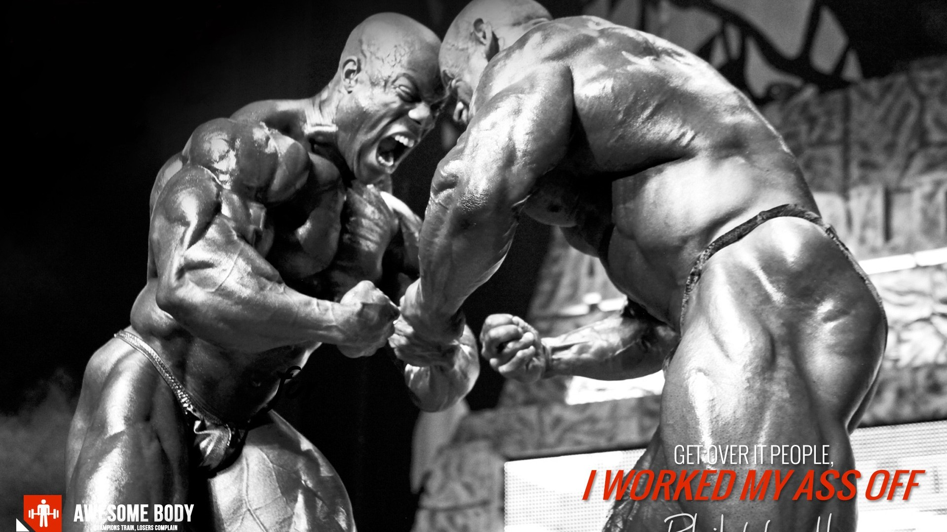 Wallpaper Mr Olympia (72+ pictures)