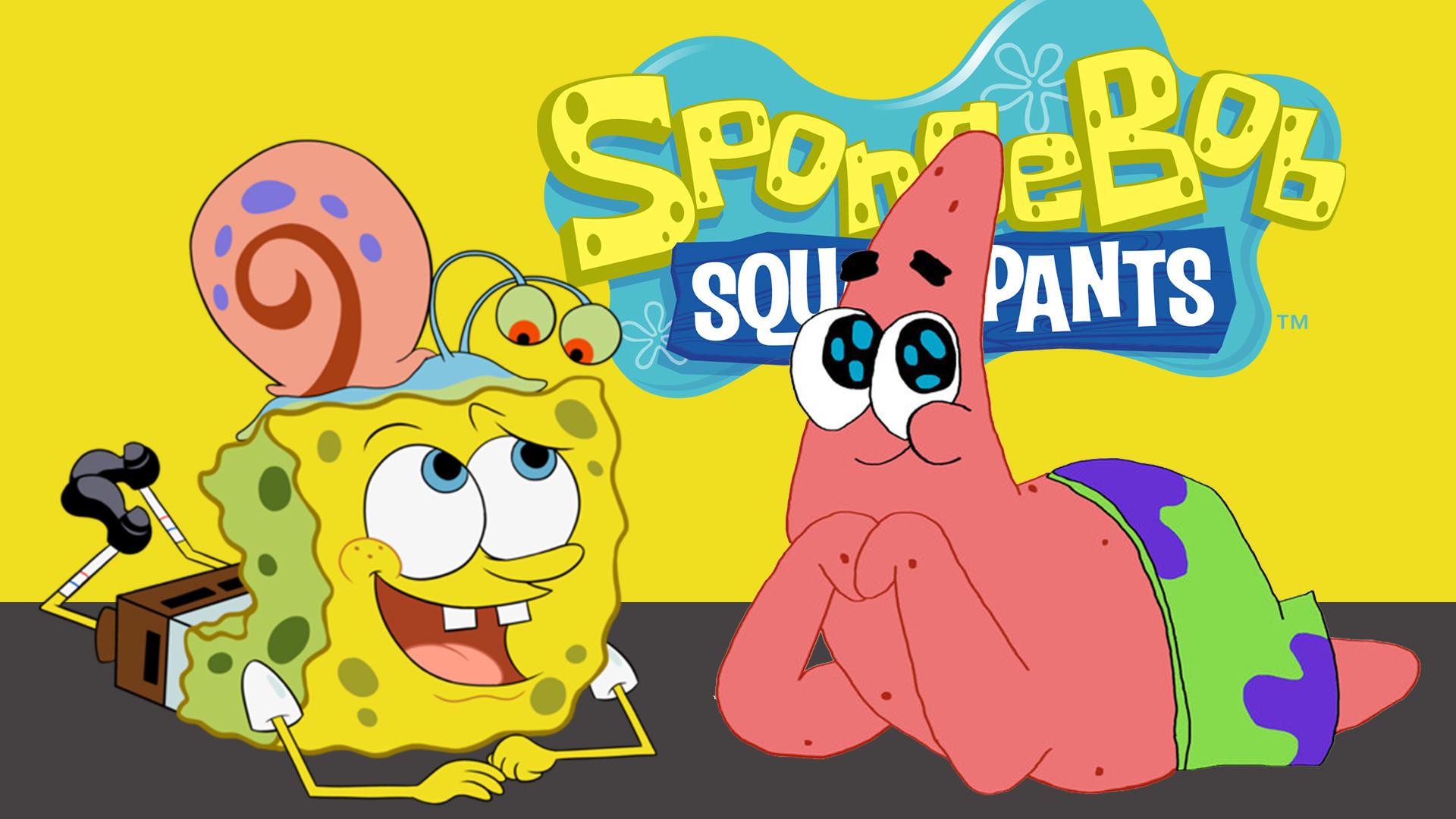 Spongebob Squarepants And Patrick Wallpaper 57 Pictures