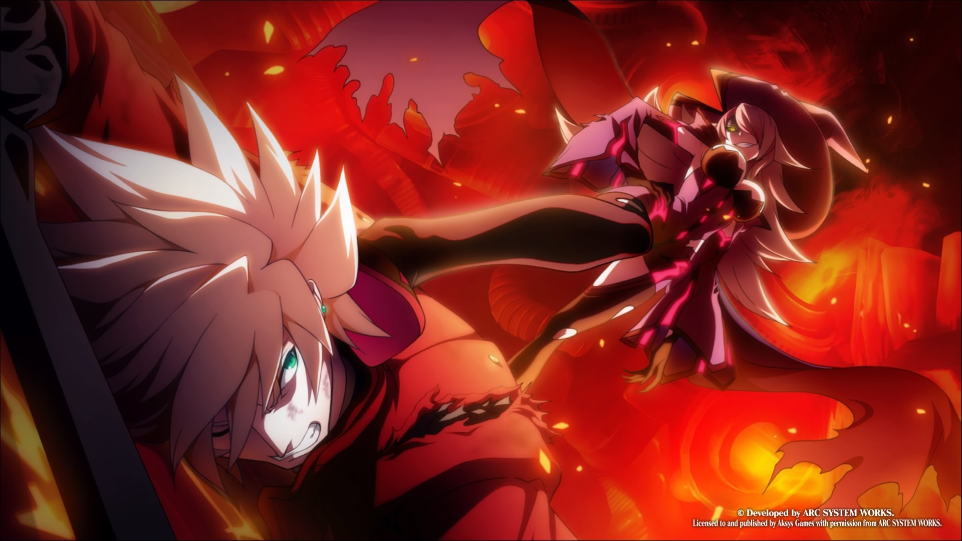 Blazblue Hakumen Wallpaper 76 Pictures