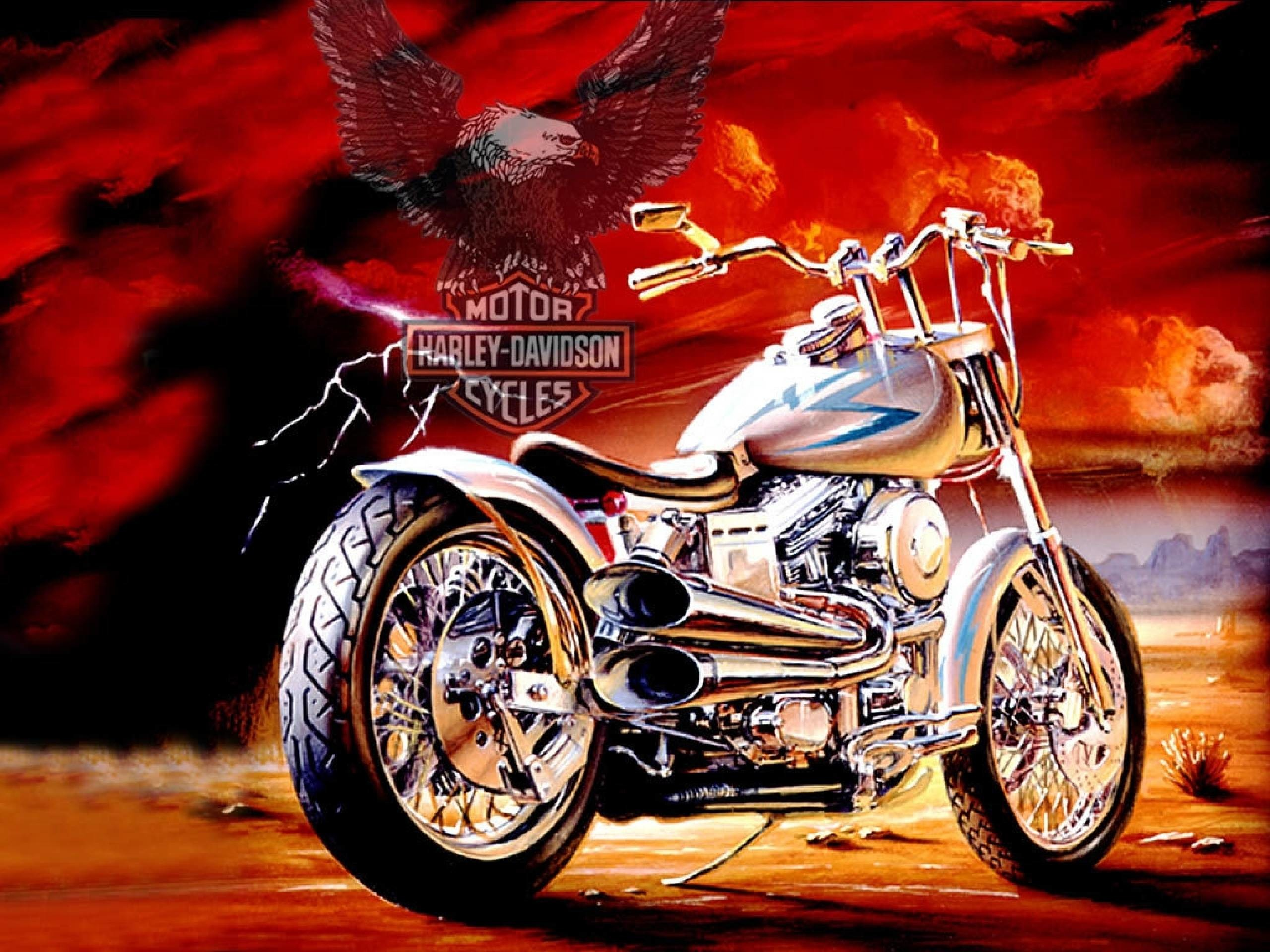 Harley Davidson Background Pictures 73 Pictures