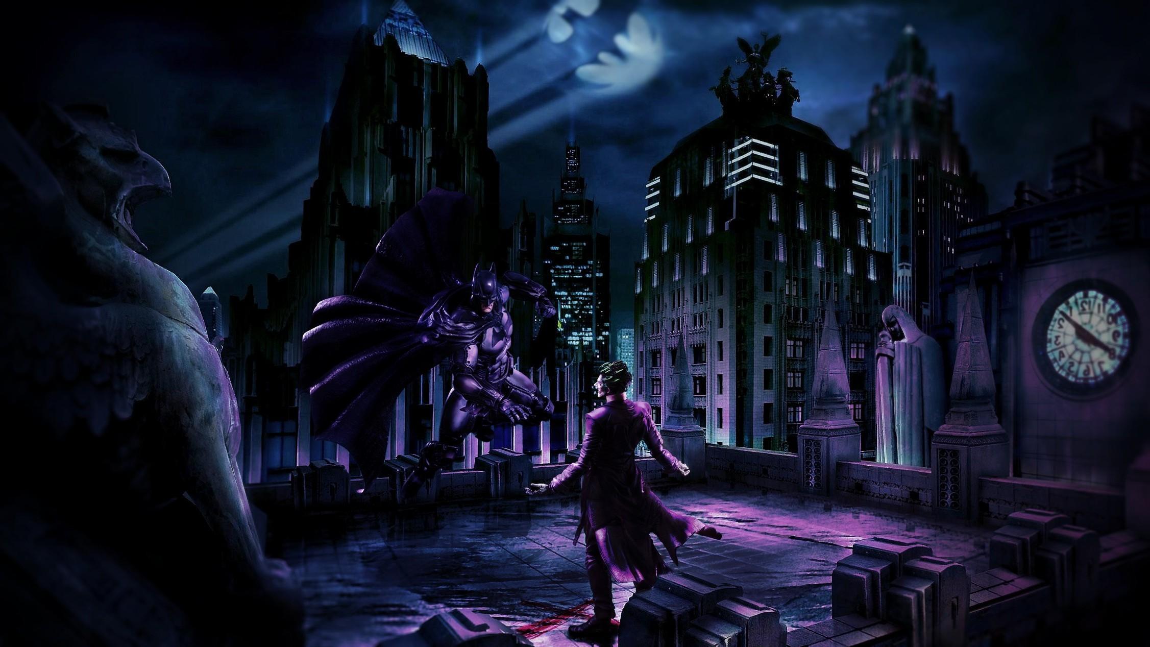 joker batman wallpaper (75+ pictures)