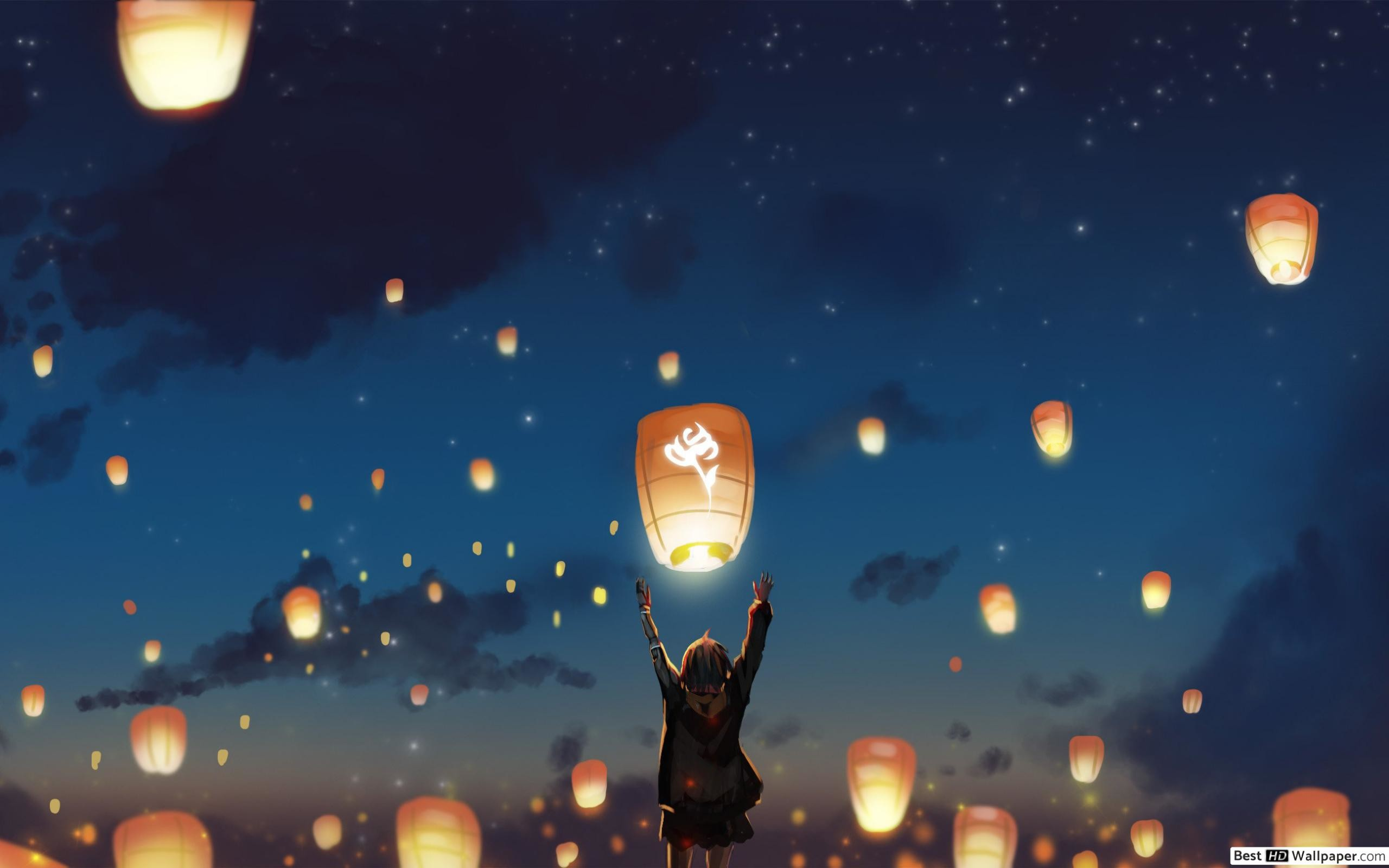 Lanterns Wallpapers (71+ pictures)