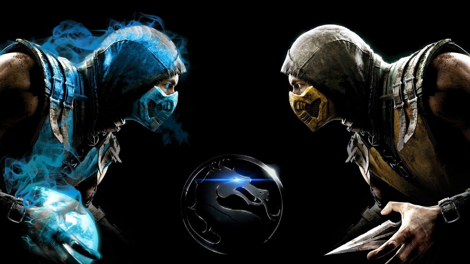 Mortal Kombat Scorpion Wallpaper 66 Pictures