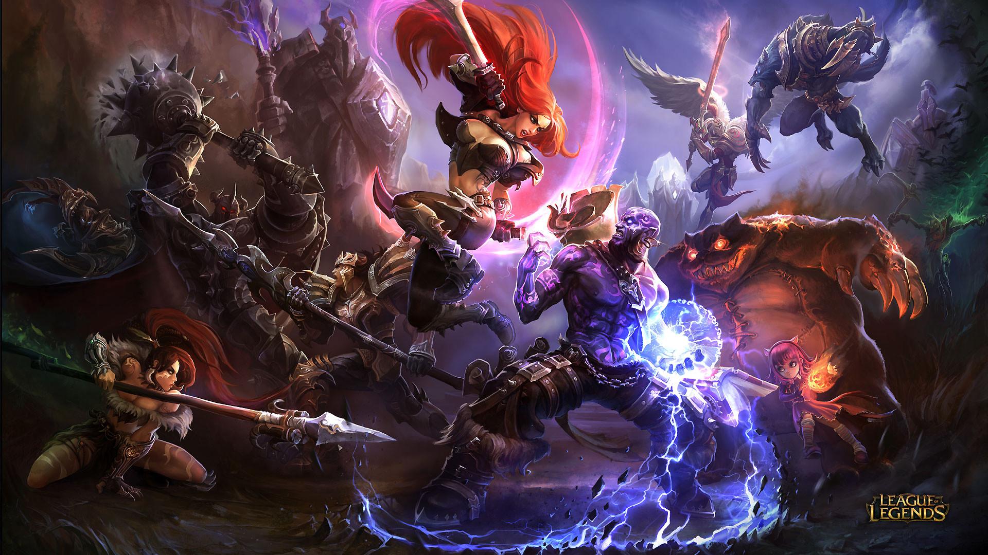 Download 500+ Wallpaper Abyss League Of Legends HD Terbaru