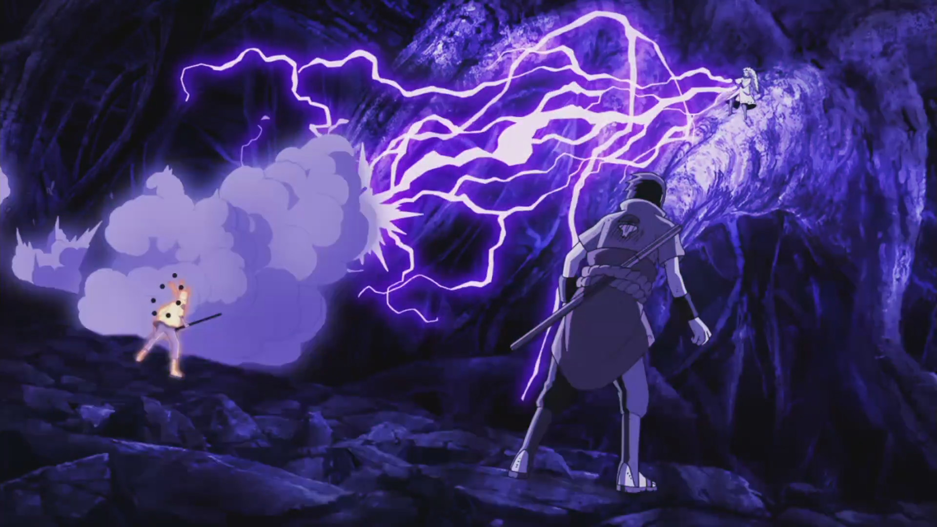 Naruto And Sasuke Vs Madara Wallpapers 49 Pictures
