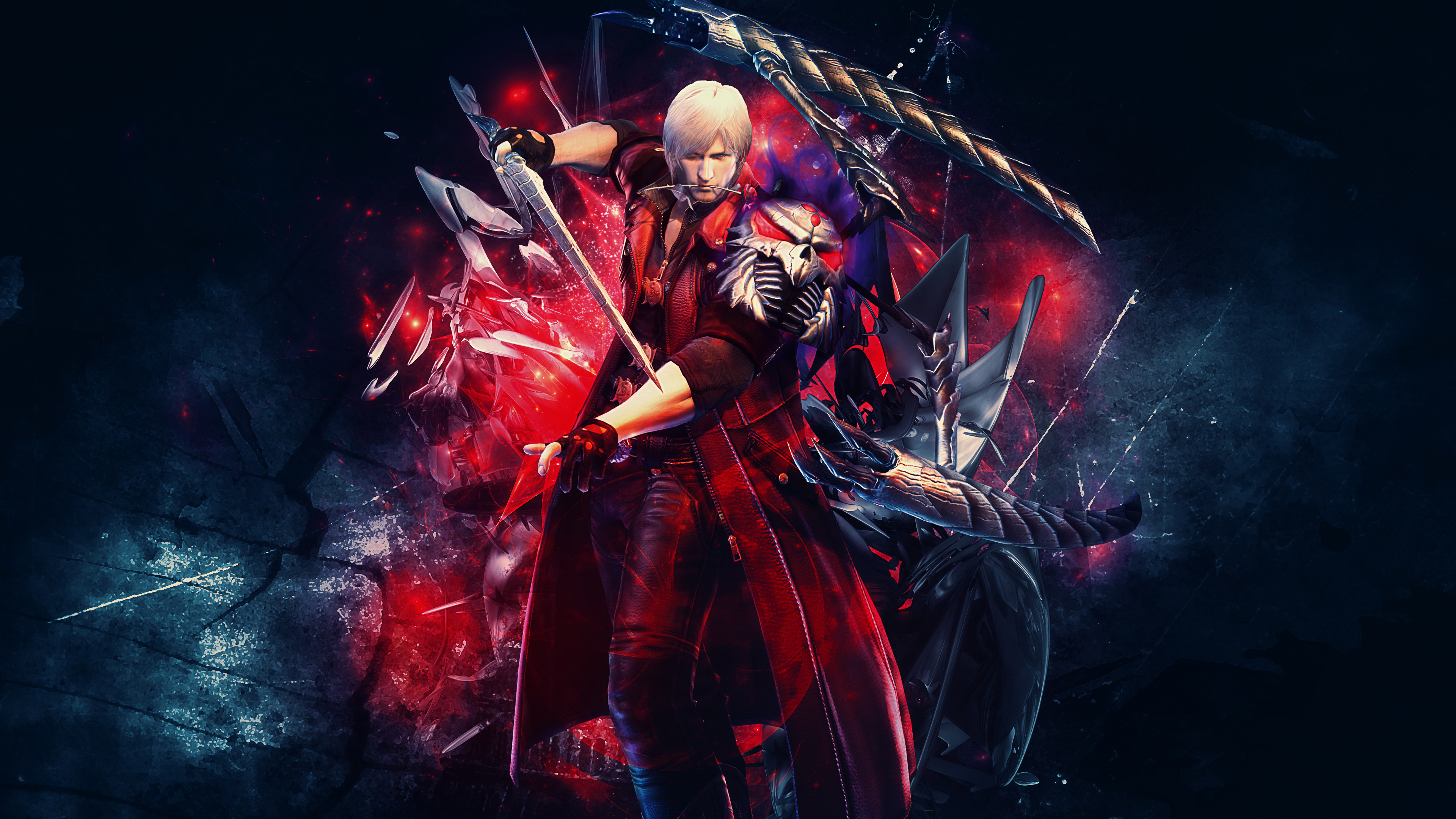 Devil May Cry 4 Wallpapers 72 Pictures