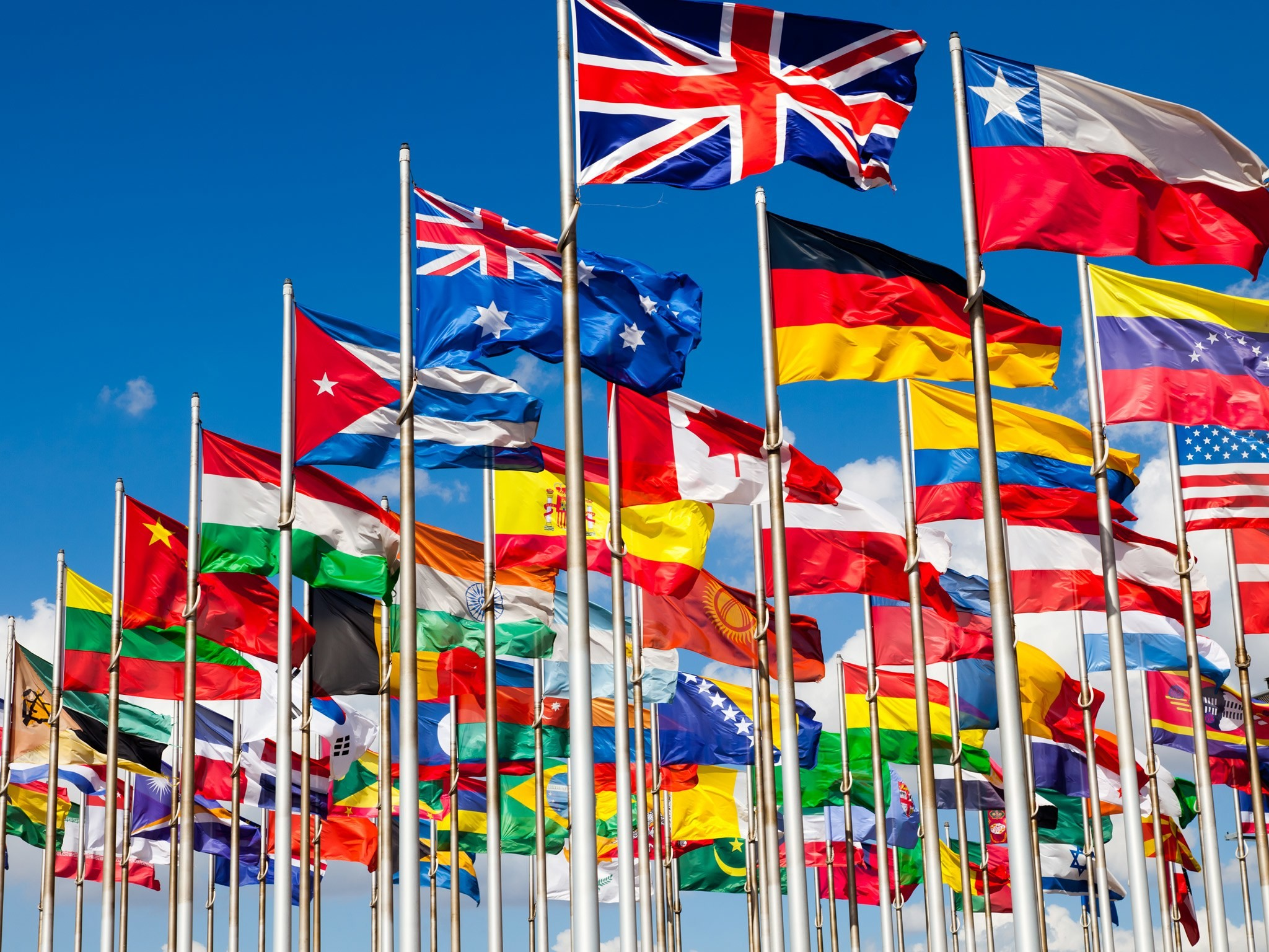 International Flags Wallpapers 51 Pictures