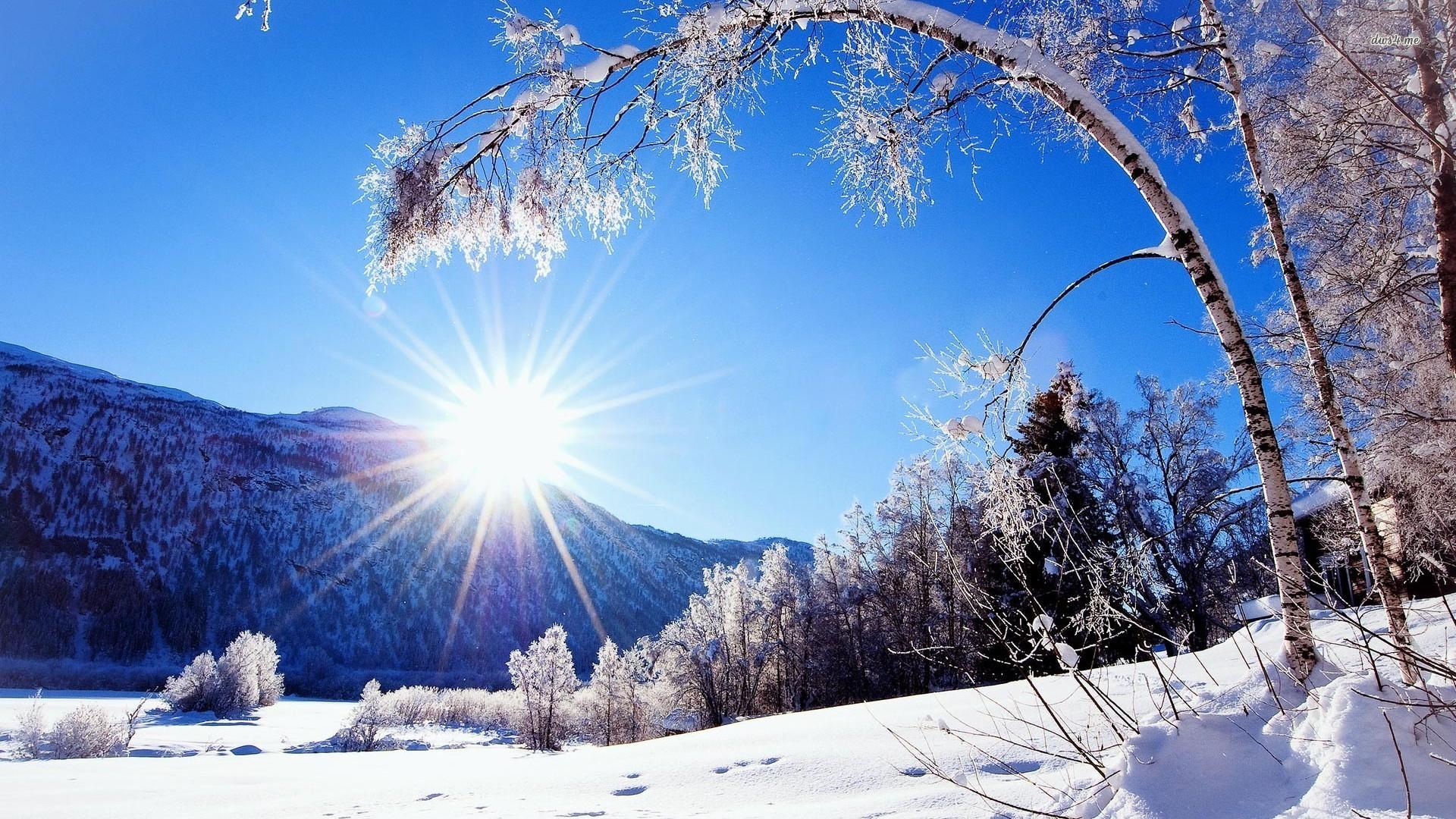 Winter Landscape Wallpaper 80 Pictures