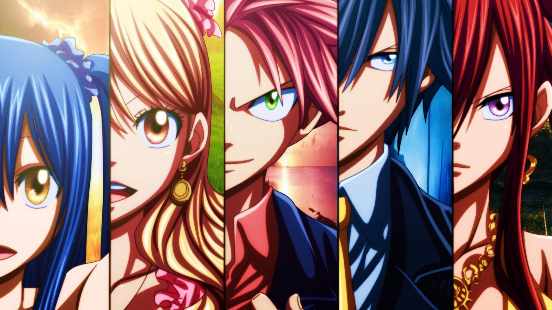 Fairy Tail Backgrounds 74 Pictures