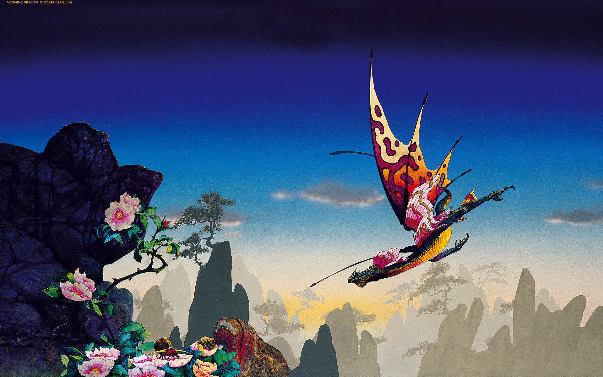 roger dean wallpaper 73 pictures