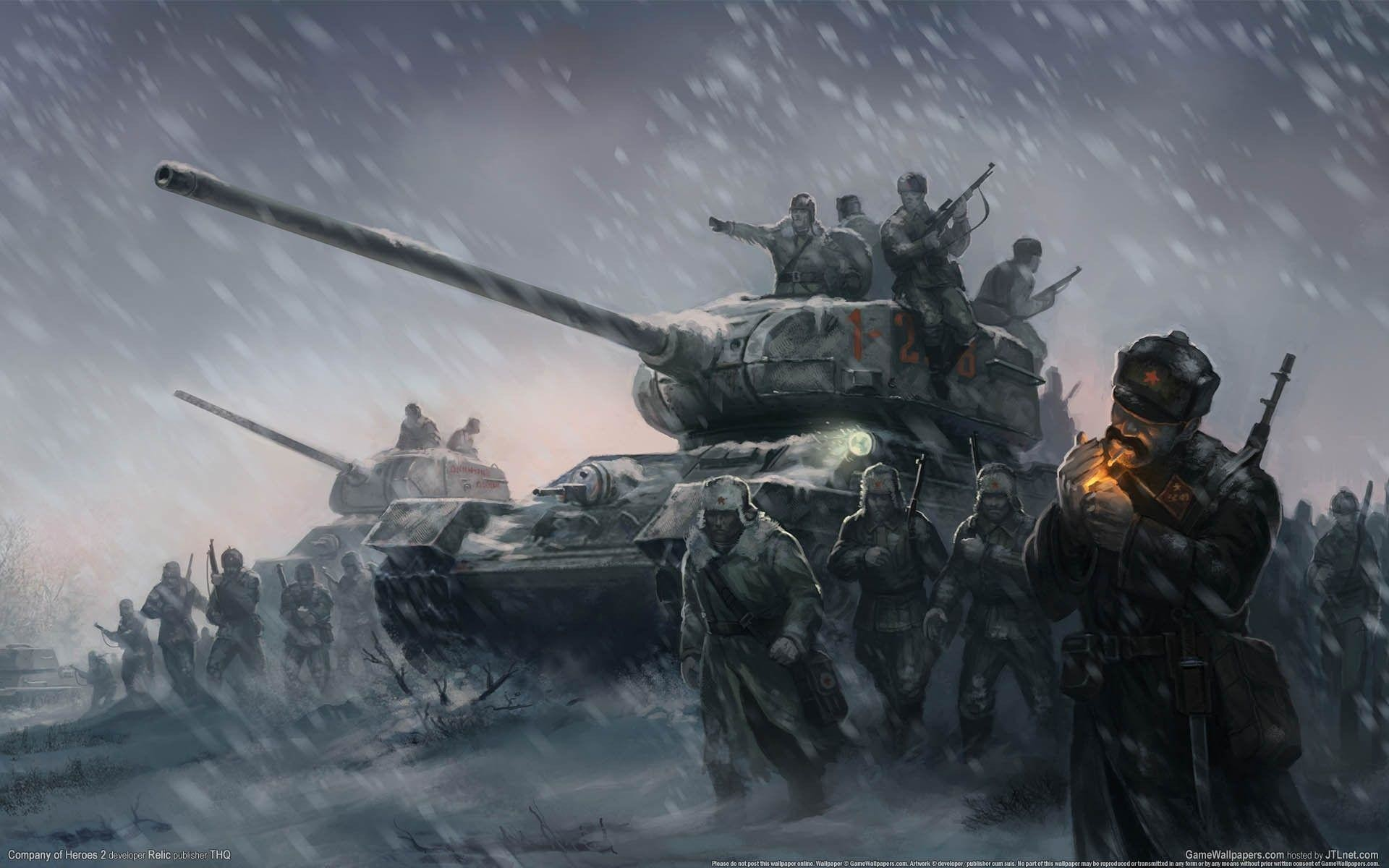1920x1200 Red Army Image