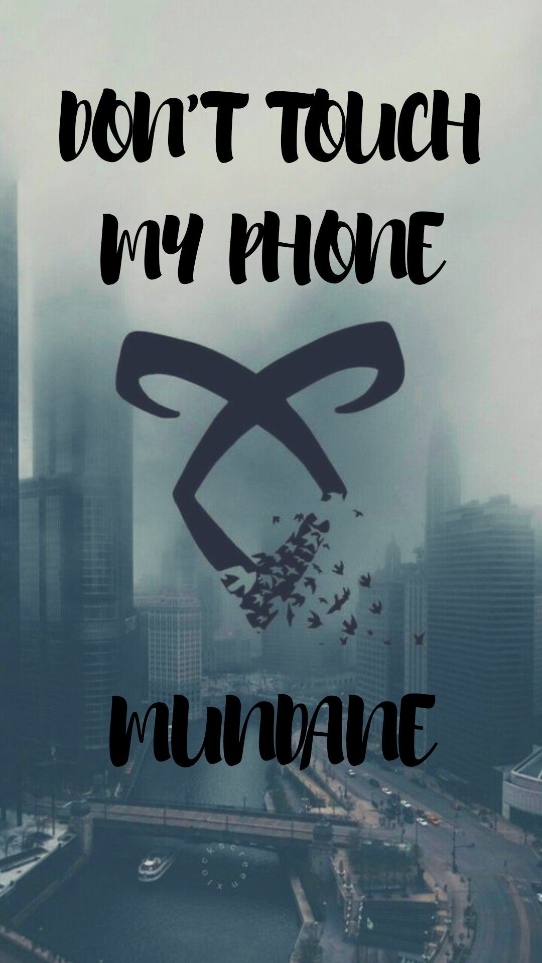 Shadowhunters Wallpapers 83 Pictures