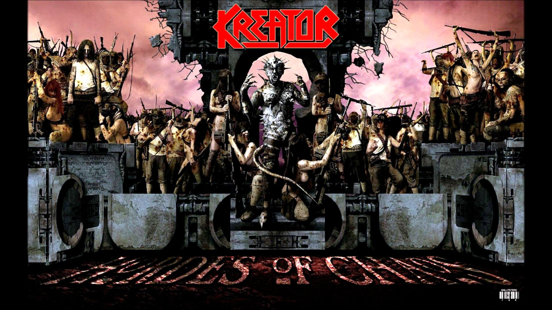 Kreator Wallpapers (48+ pictures)