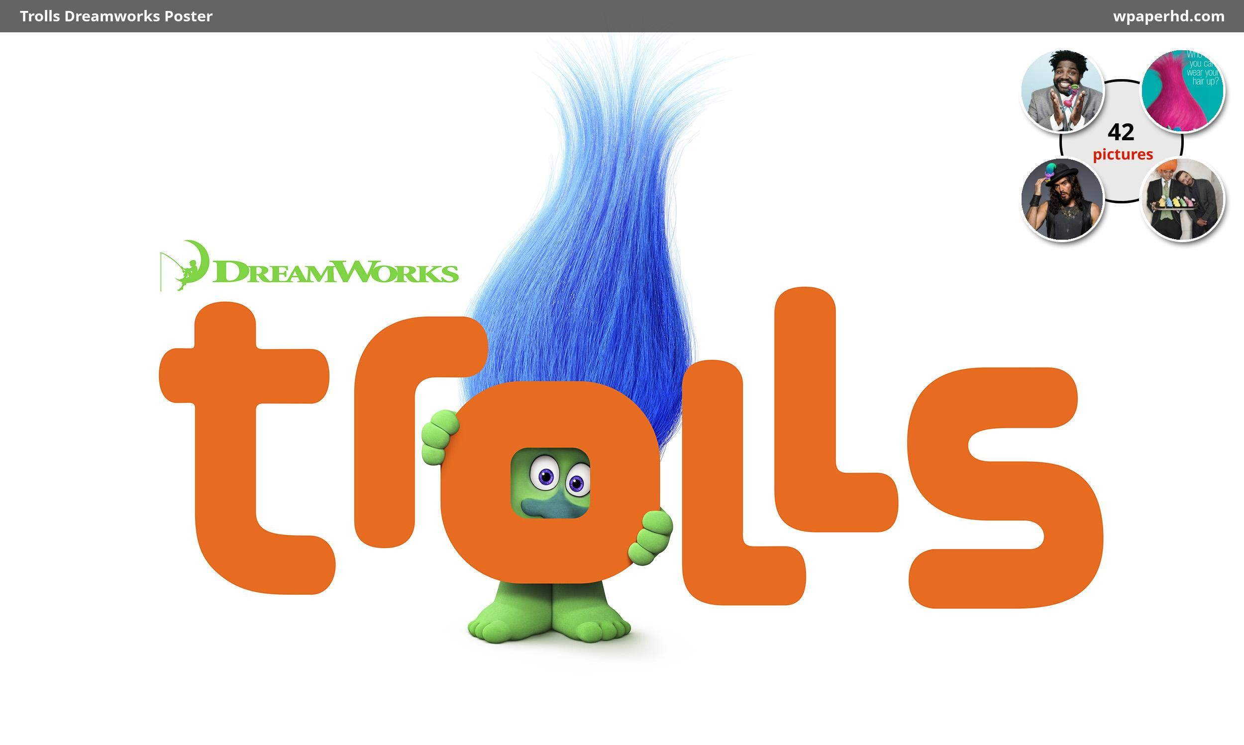 Trolls Movie Wallpapers 81 Pictures