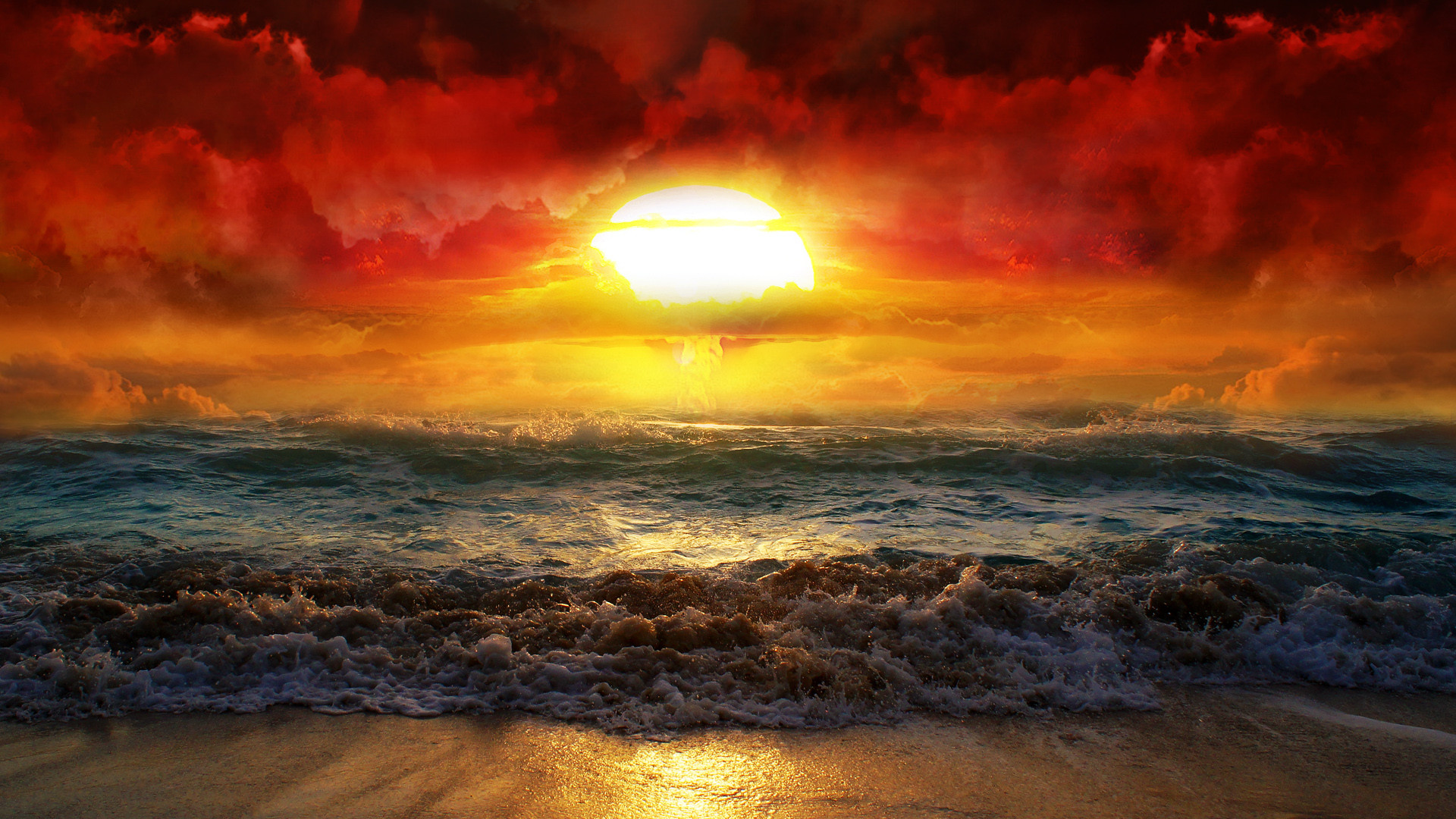 Sunrise Wallpaper Hd For Mobile Gadget and PC Wallpaper