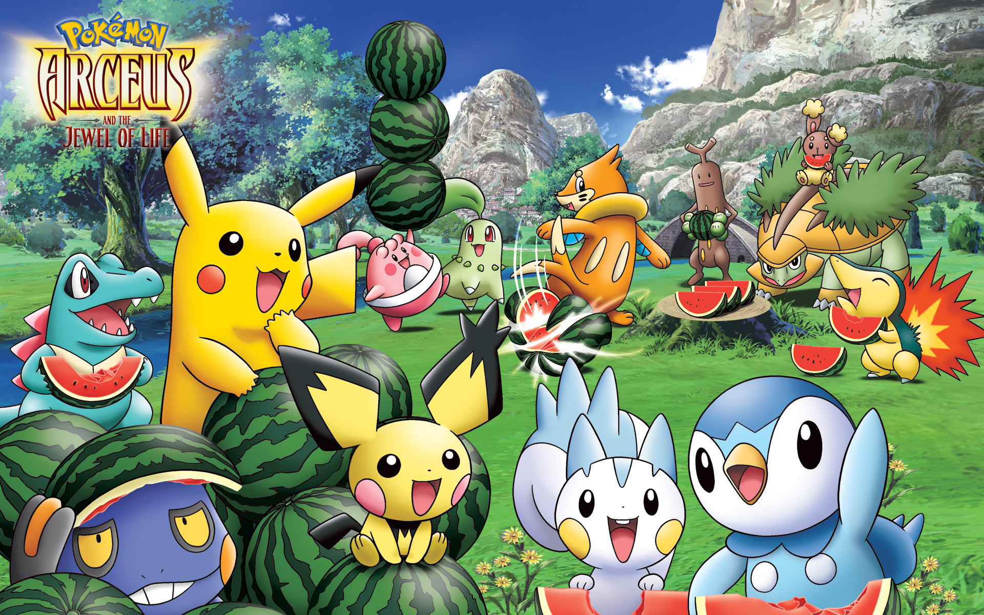 Pokemon Hd Wallpapers 81 Pictures