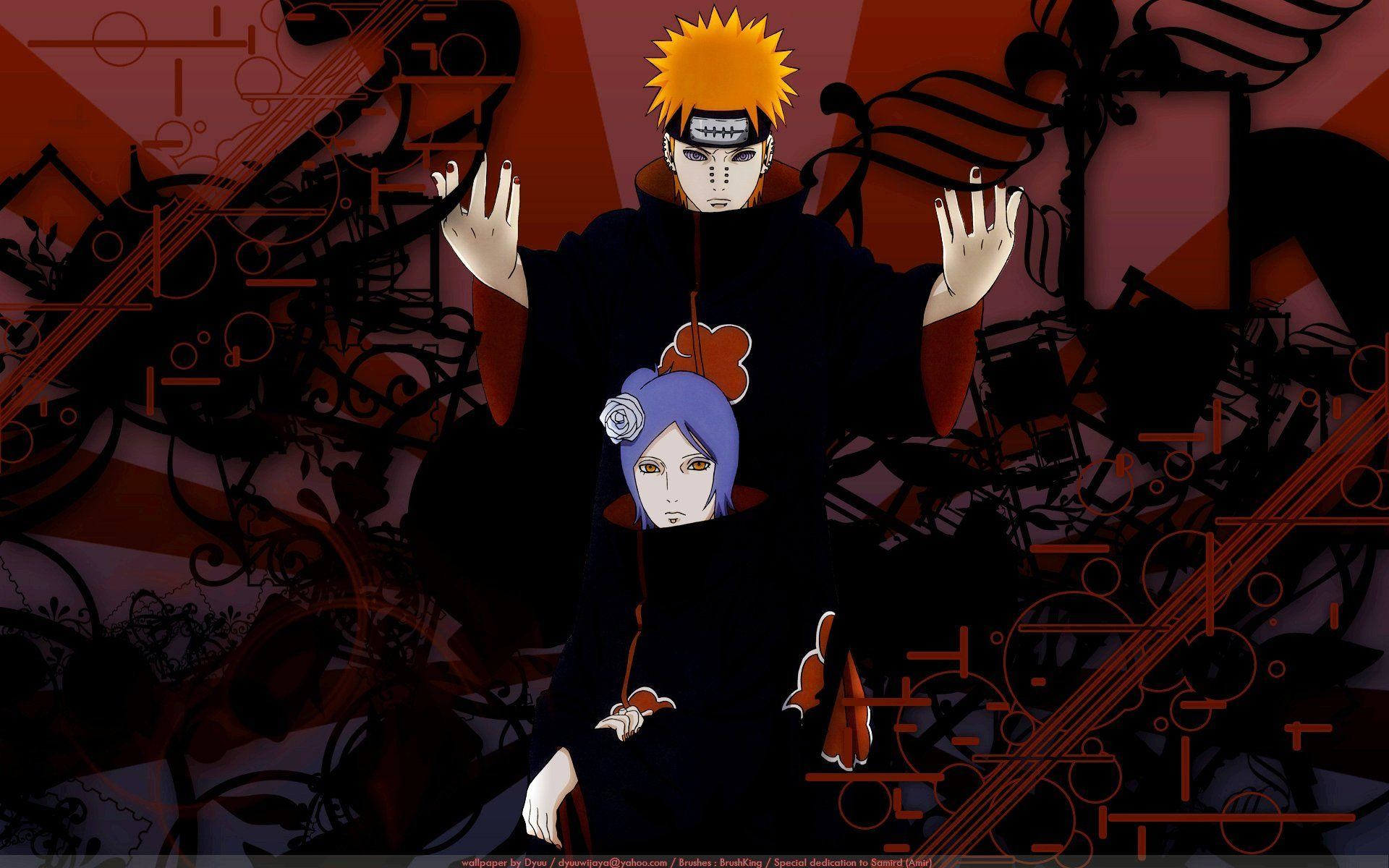 Naruto Akatsuki Wallpaper 66 Pictures
